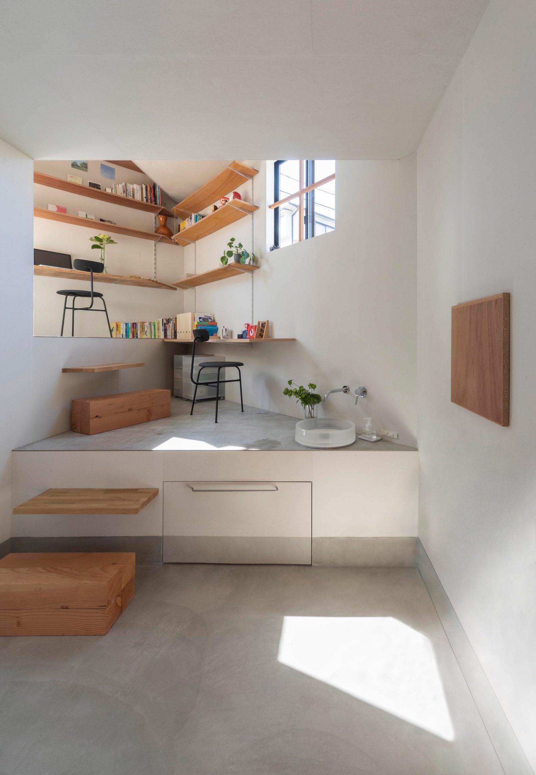 Thiết kế nội thất căn hộ nhỏ 11