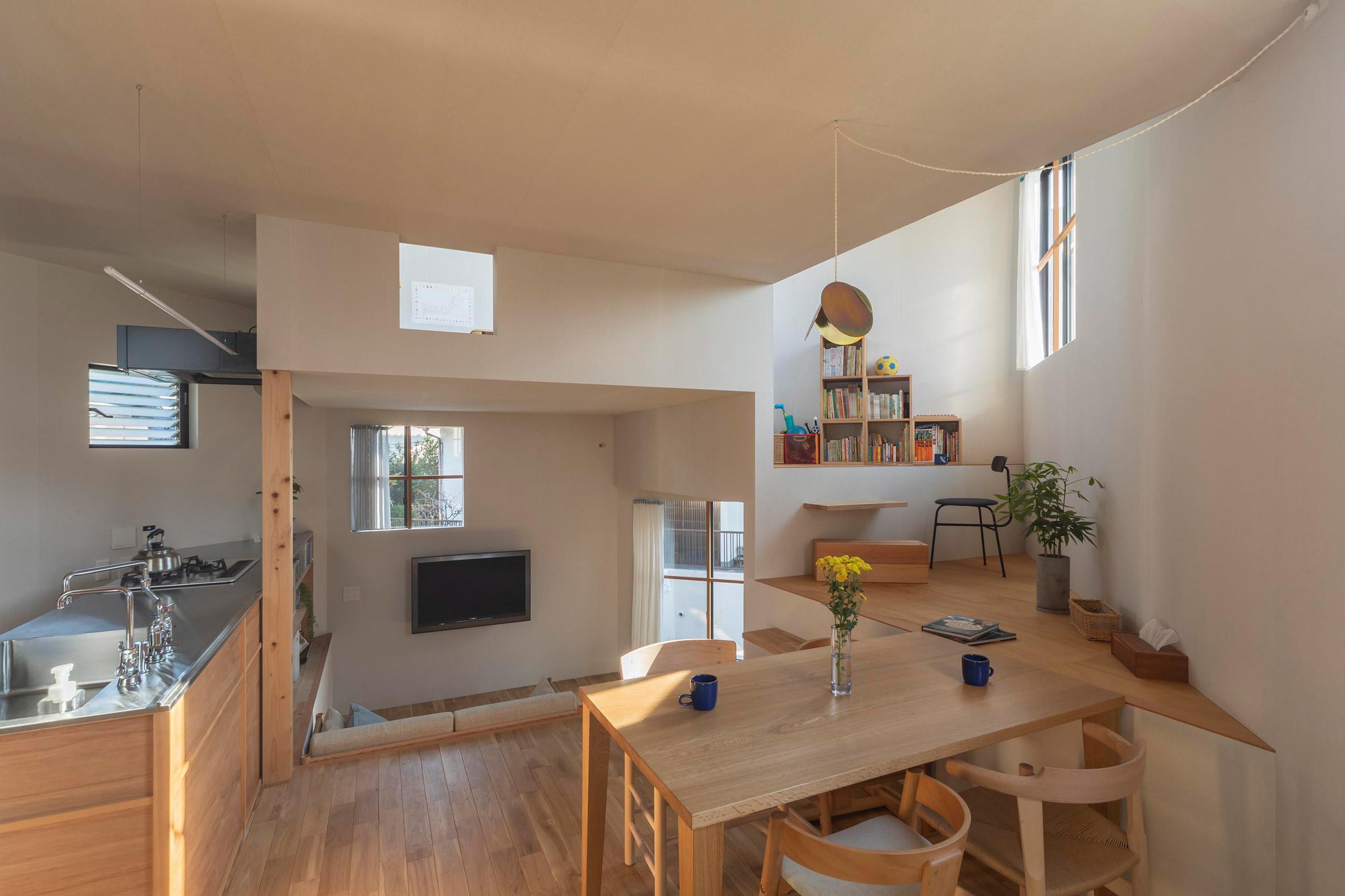 Thiết kế nội thất căn hộ nhỏ 17