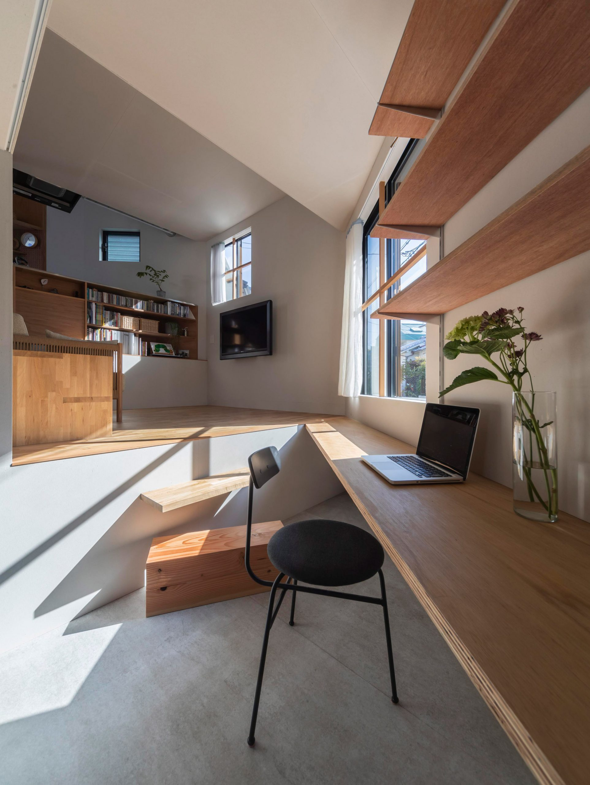 Thiết kế nội thất căn hộ nhỏ 2