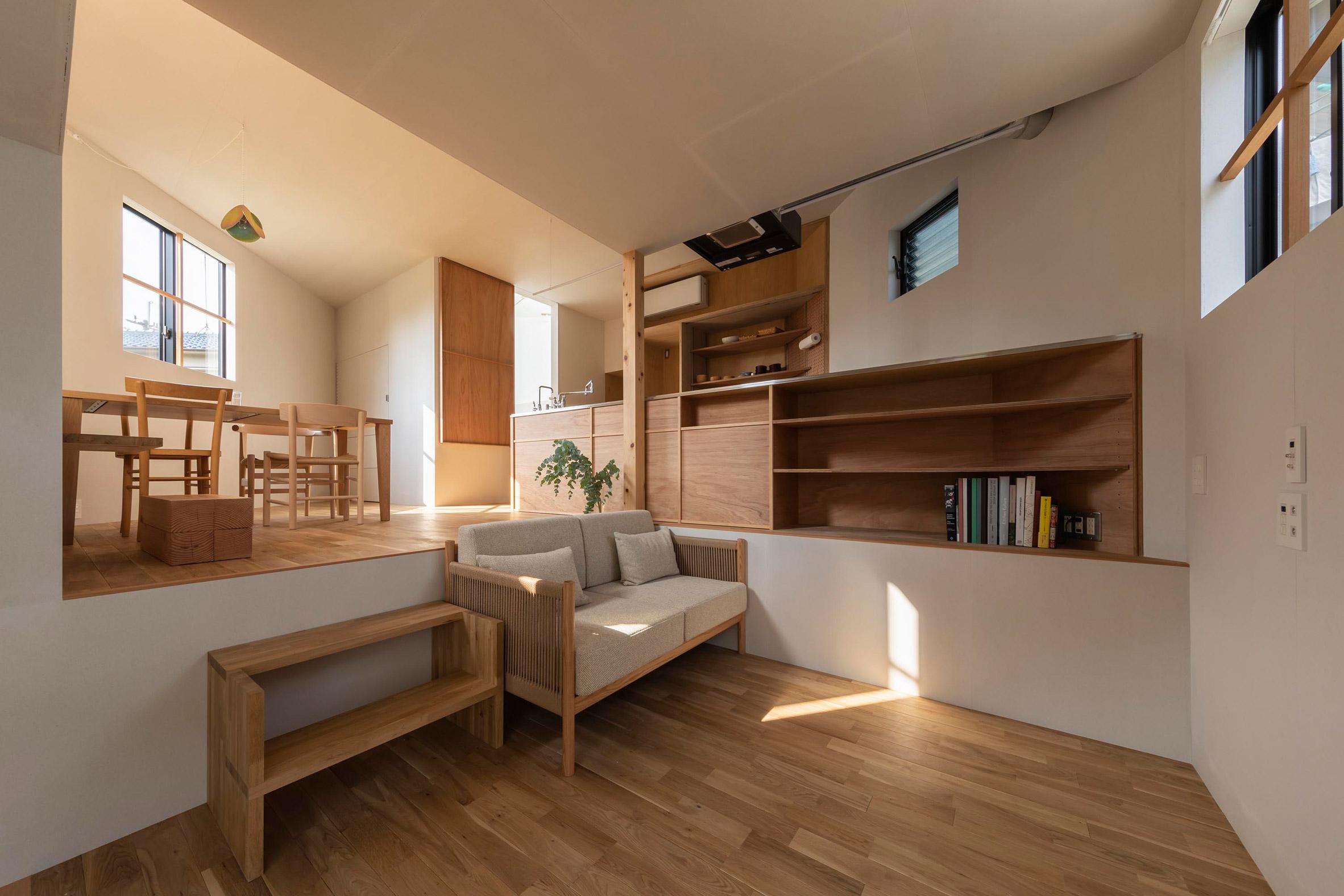 Thiết kế nội thất căn hộ nhỏ 3