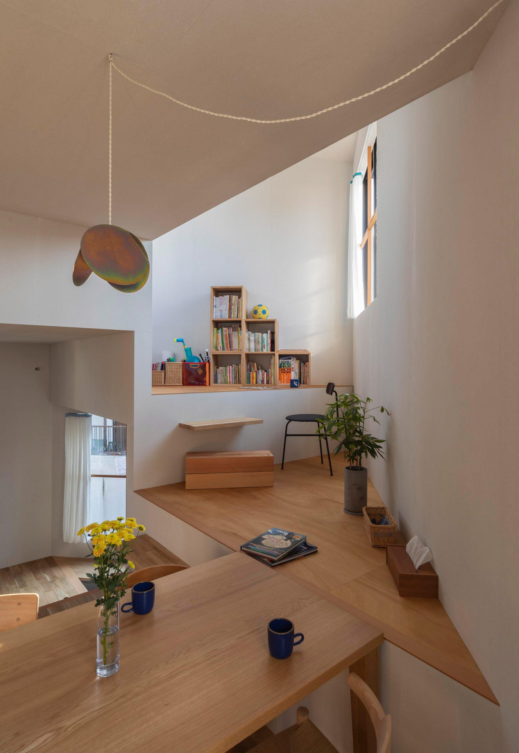 Thiết kế nội thất căn hộ nhỏ 4