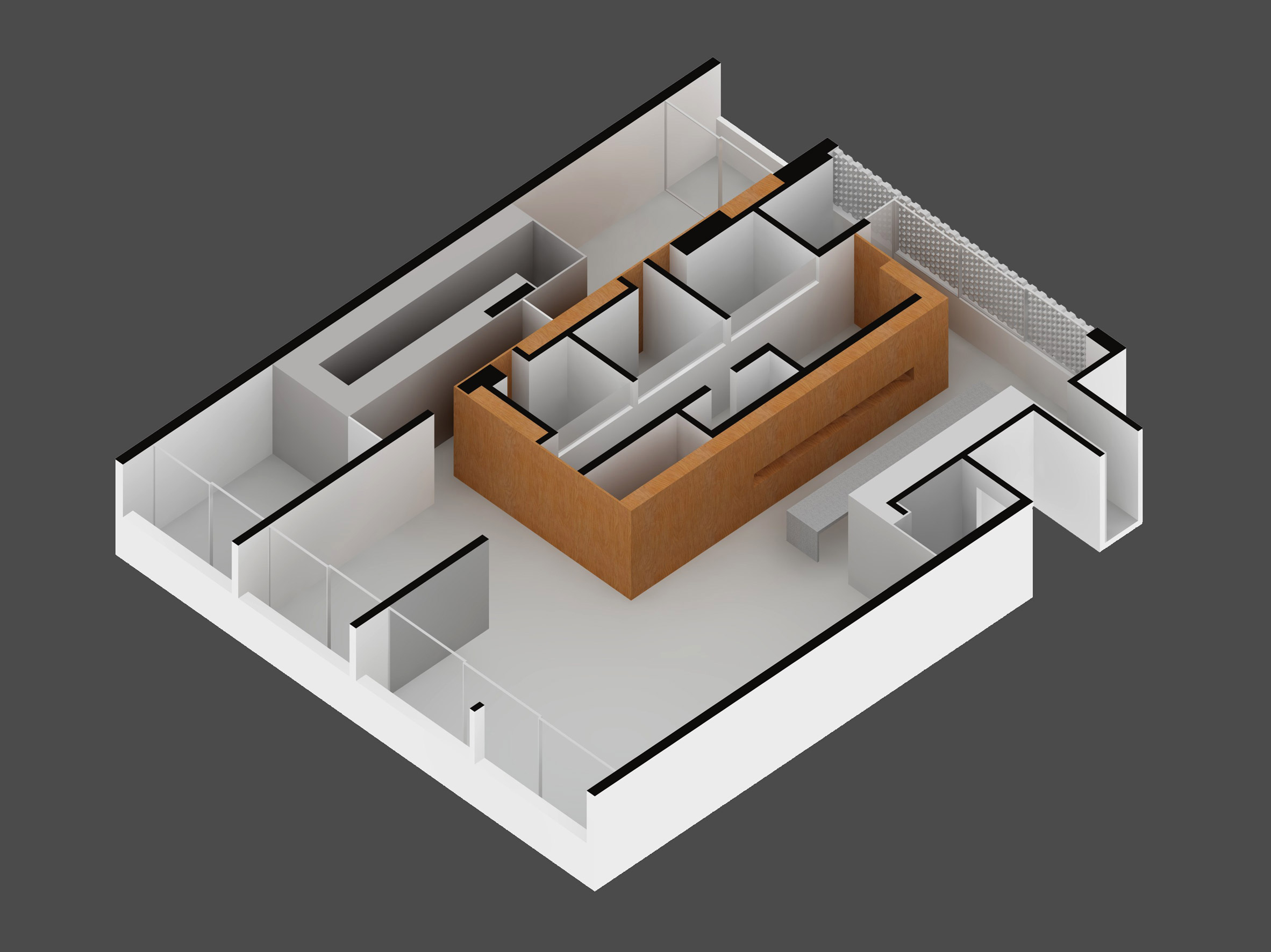 Thiết kế nội thất chung cư 100m2 10