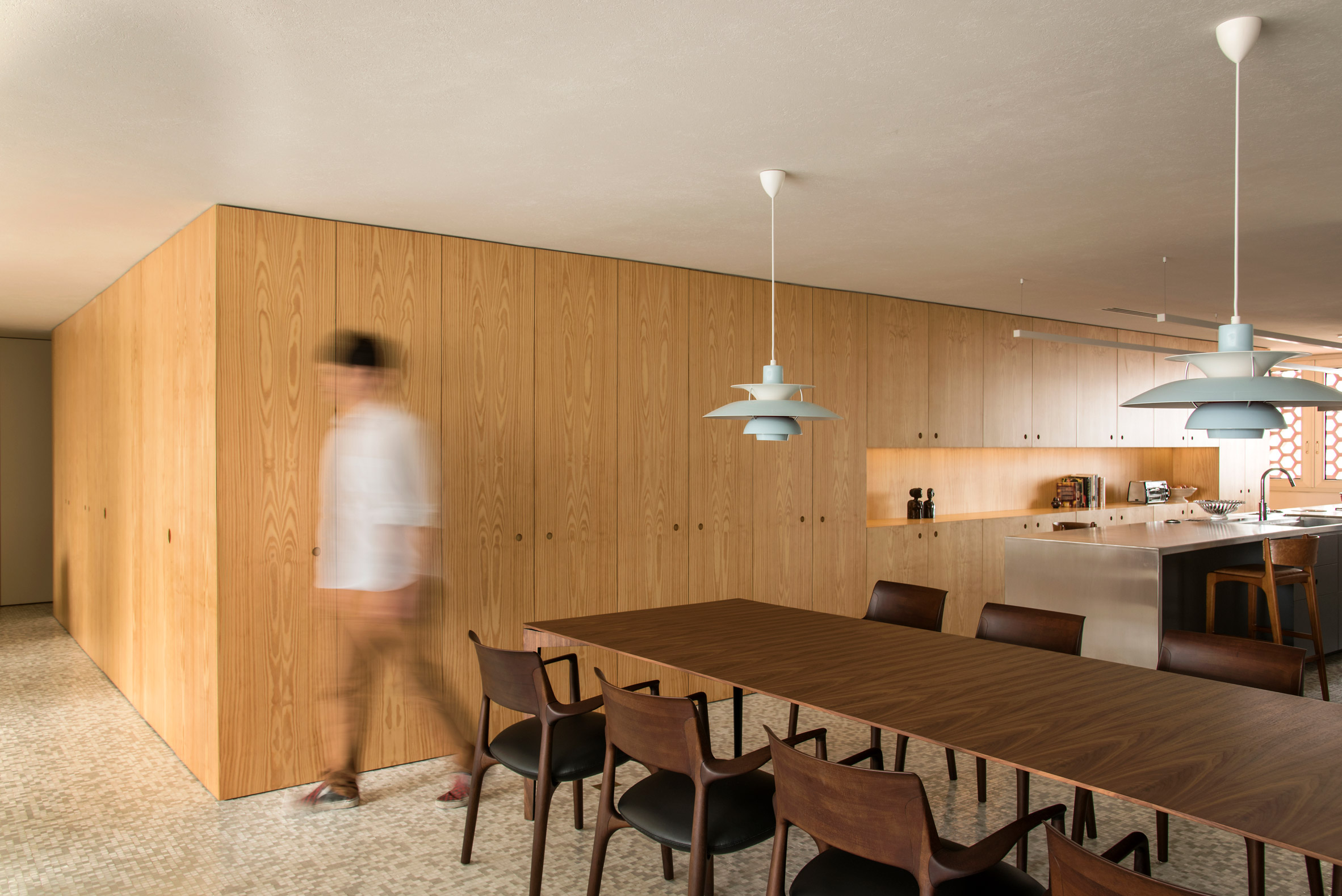 Thiết kế nội thất chung cư 100m2 5