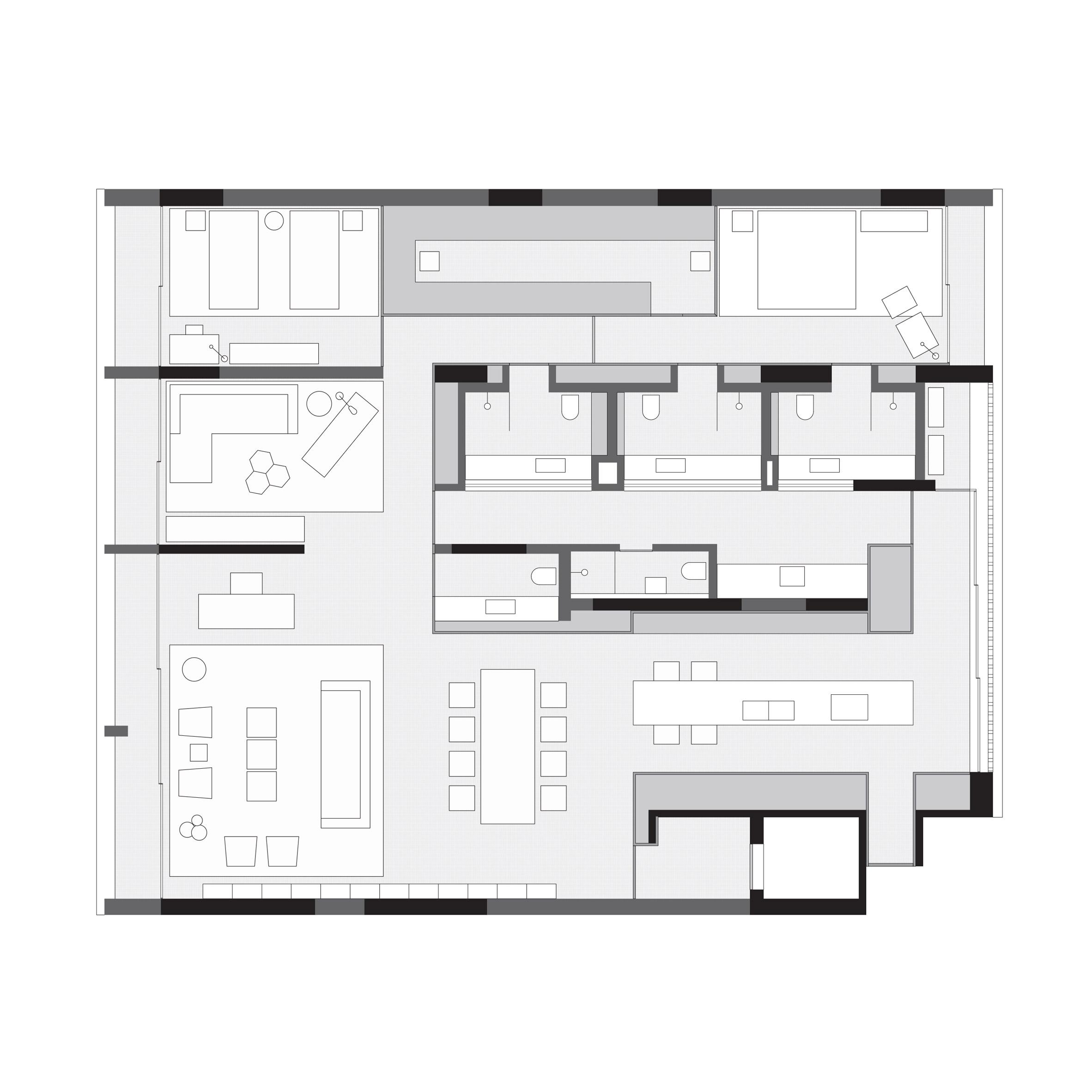 Thiết kế nội thất chung cư 100m2 9