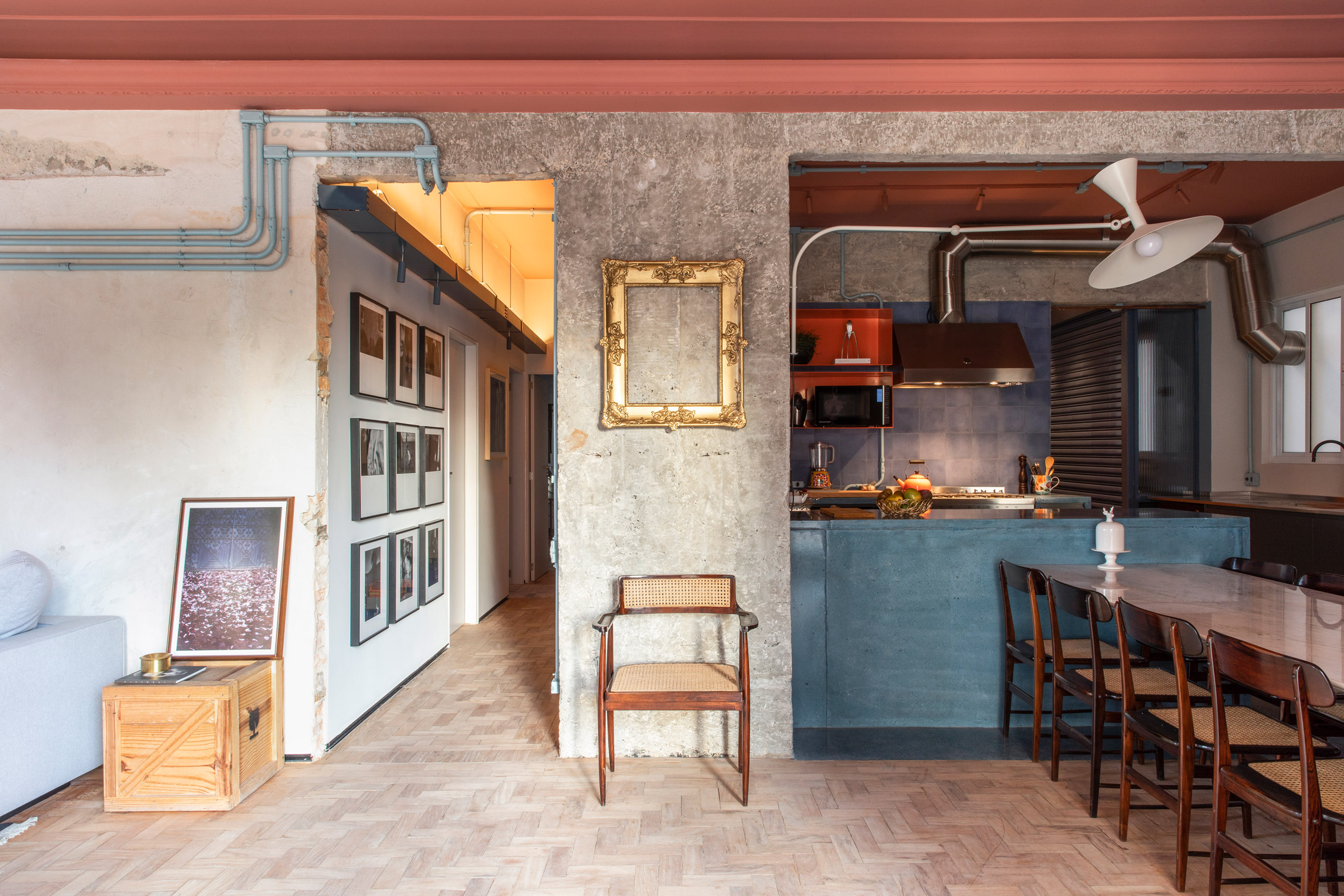 Thiết kế nội thất chung cư 70m2 1