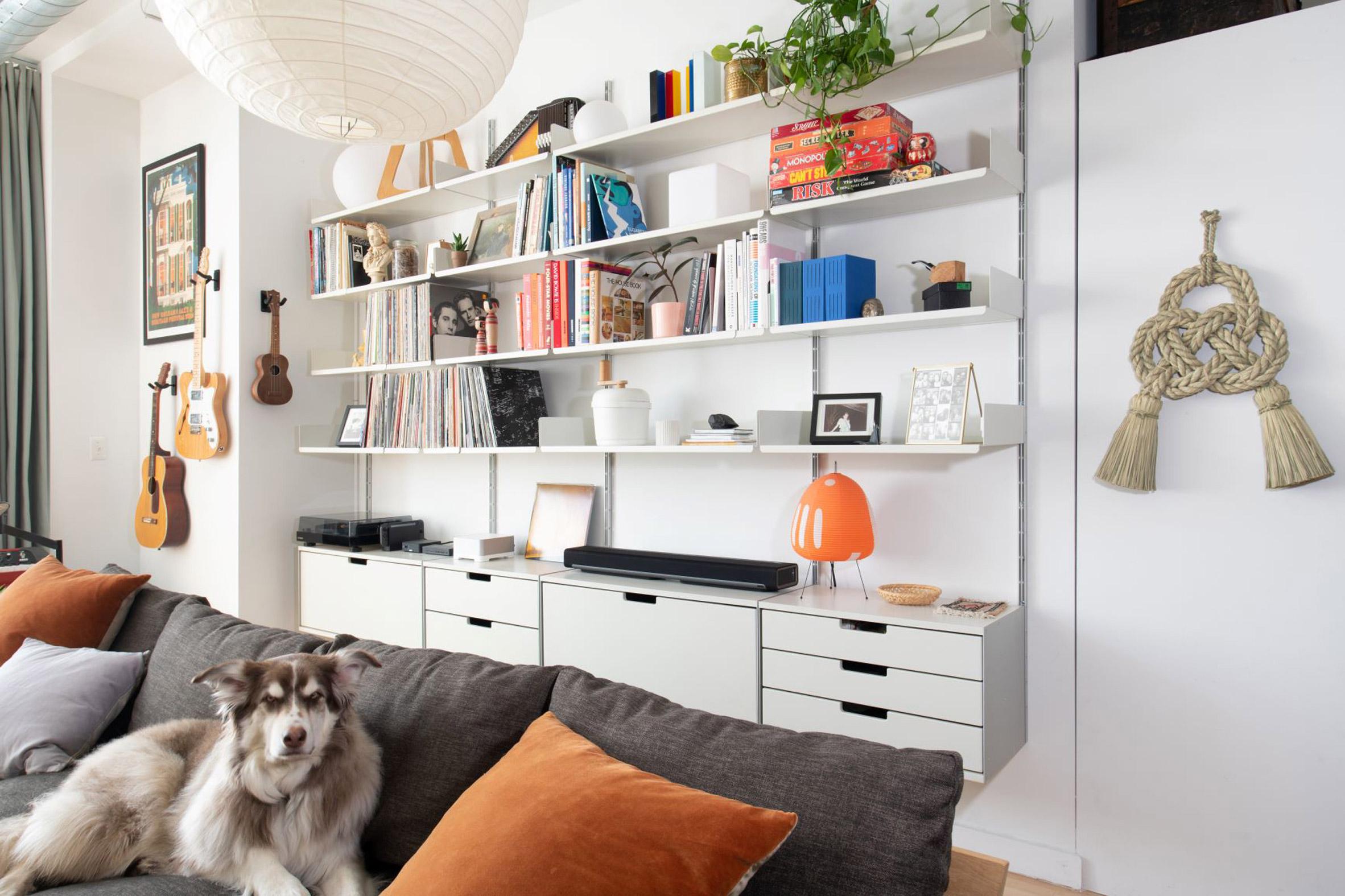 Thiết kế nội thất chung cư 72m2 5