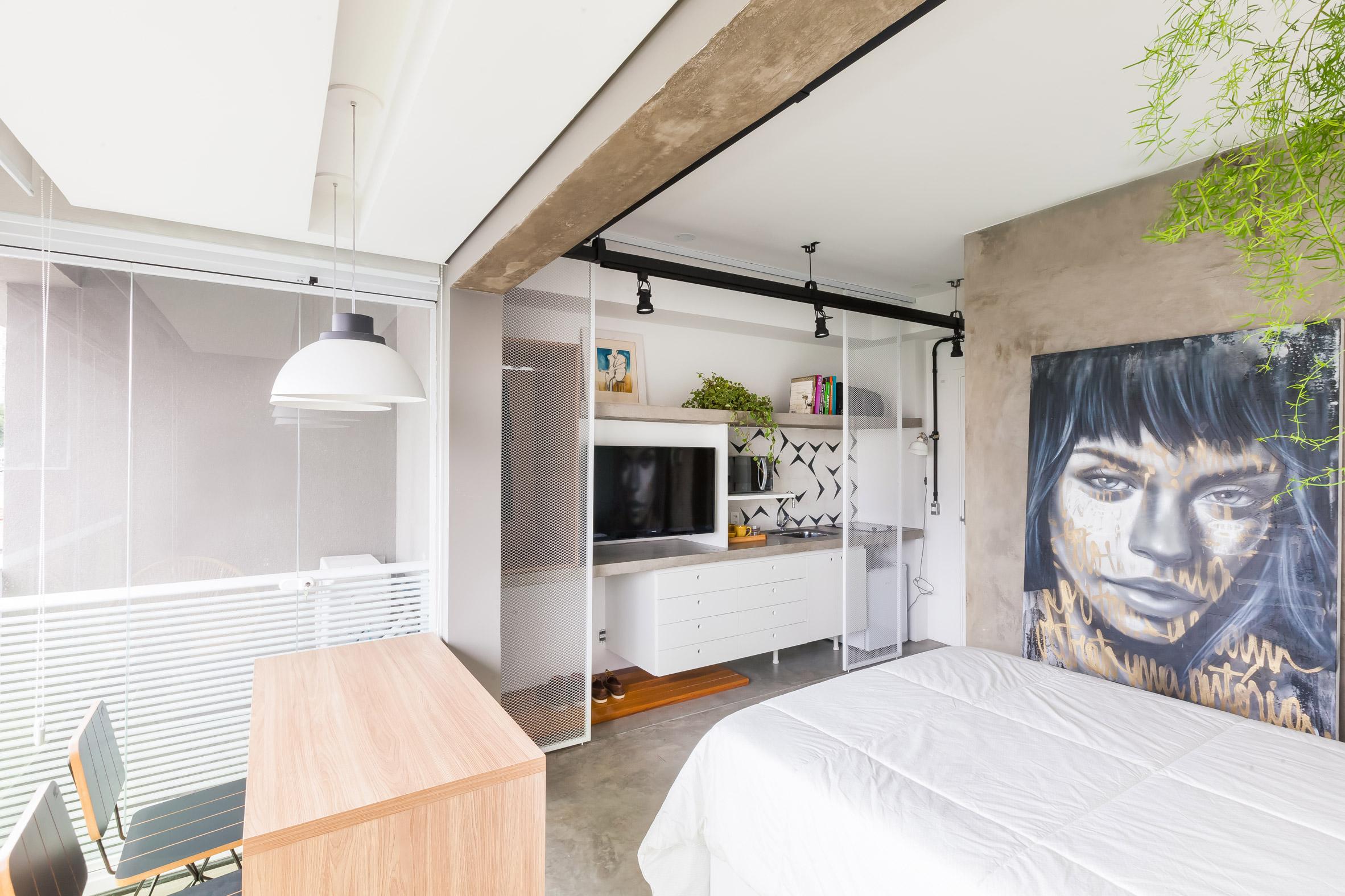 Thiết kế nội thất chung cư diện tích nhỏ 2