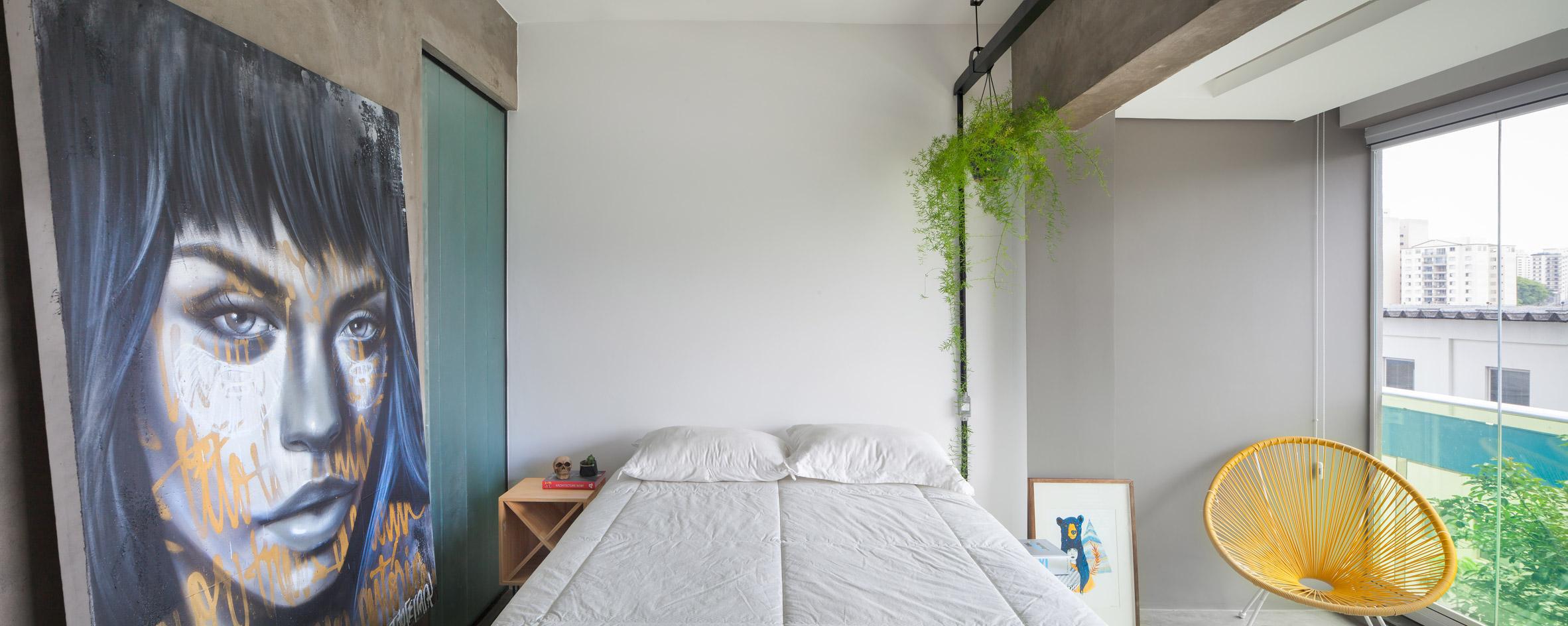 Thiết kế nội thất chung cư diện tích nhỏ 5