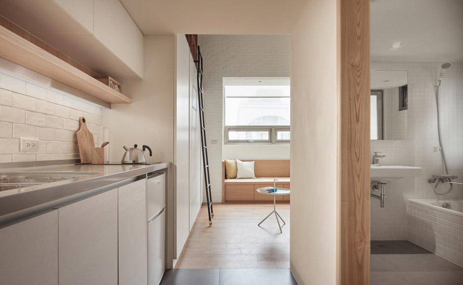 Thiết kế nội thất chung cư nhỏ 1