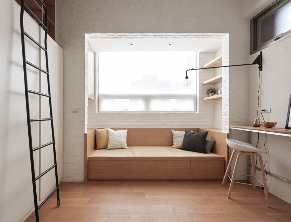 Thiết kế nội thất chung cư nhỏ 3