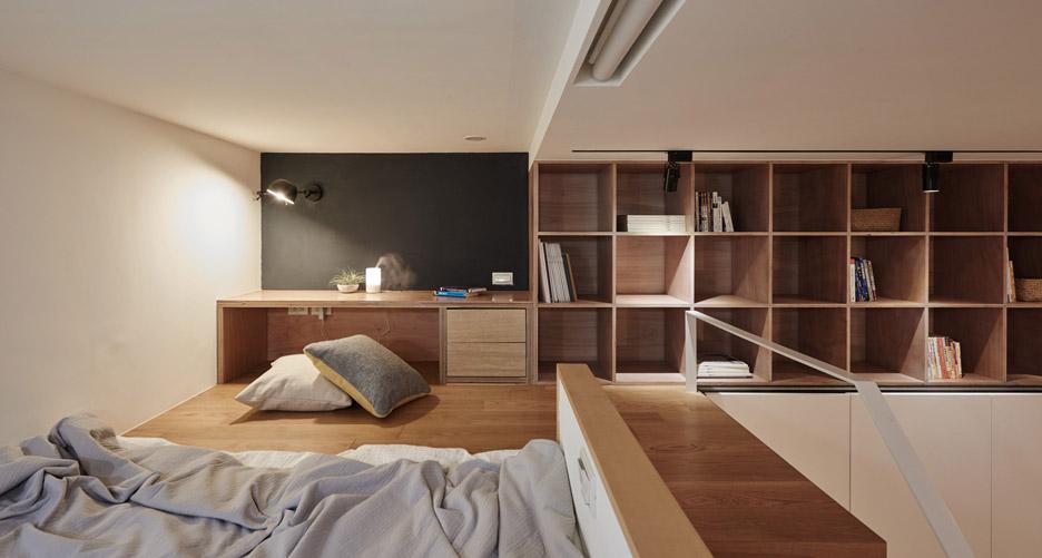 Thiết kế nội thất chung cư nhỏ 7