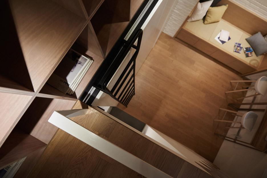 Thiết kế nội thất chung cư nhỏ 8
