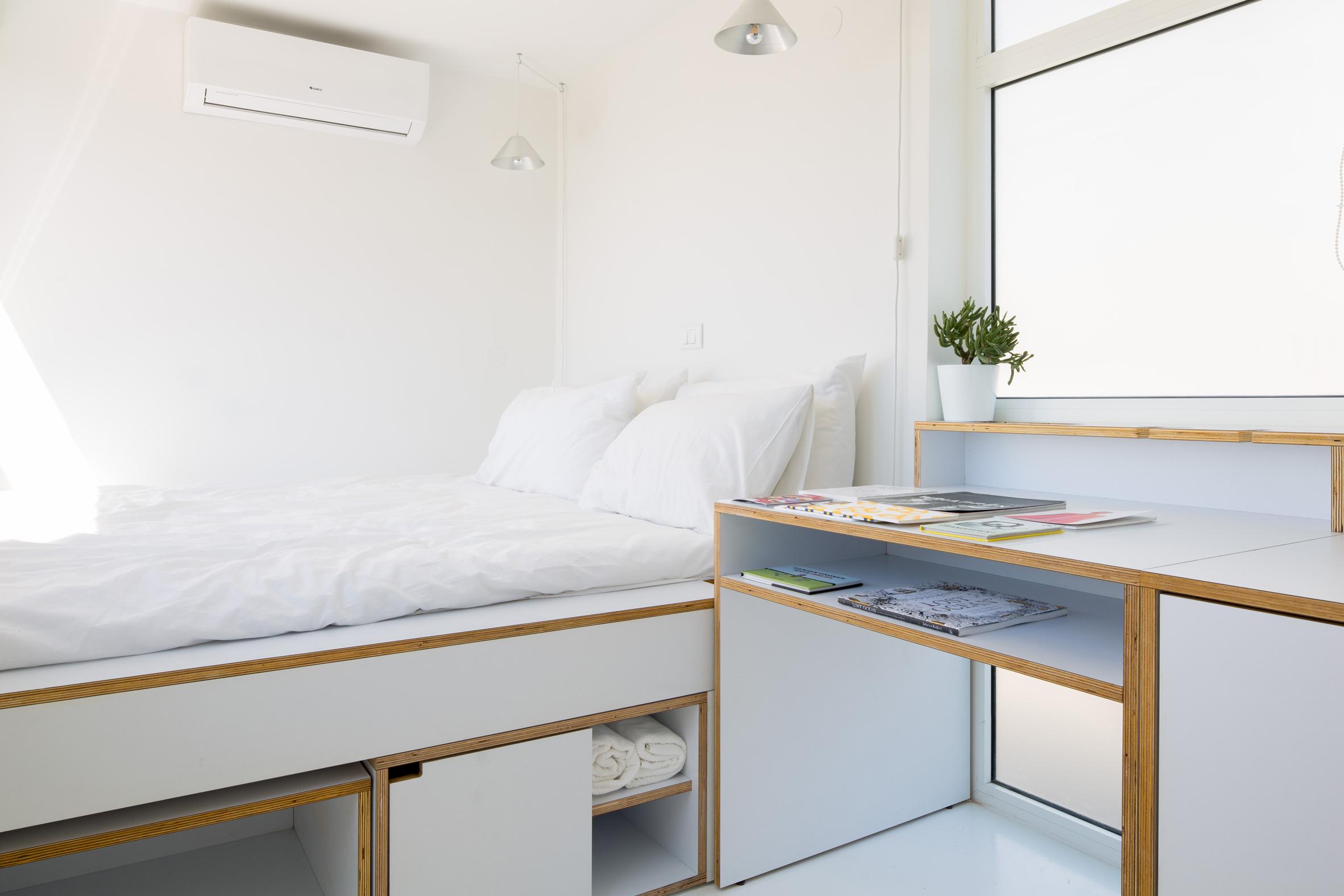 Thiết kế nội thất nhà chung cư 30m2 3