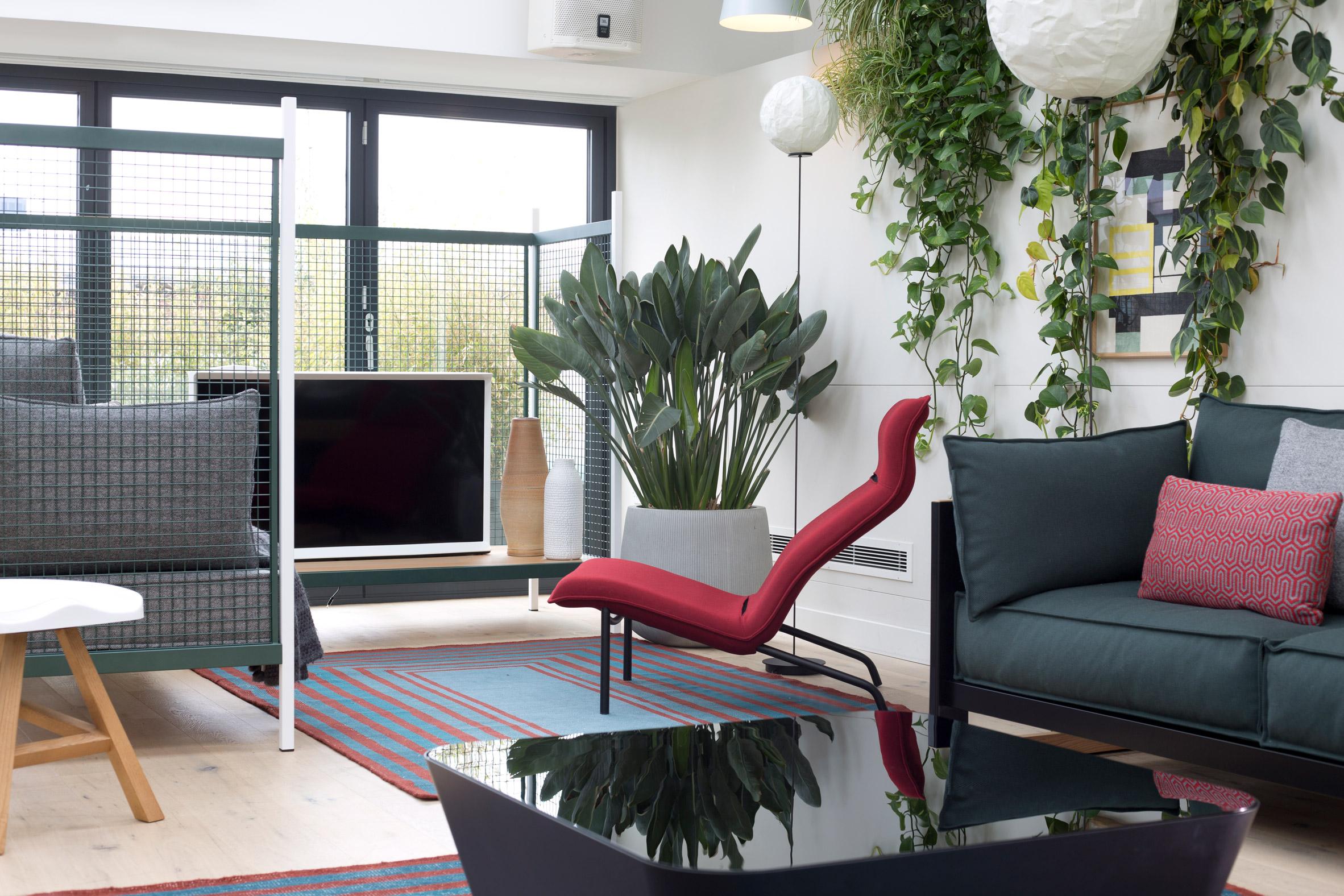 ✓ Thiết kế nội thất văn phòng đẹp - PHÒNG KHÁCH ĐẸP