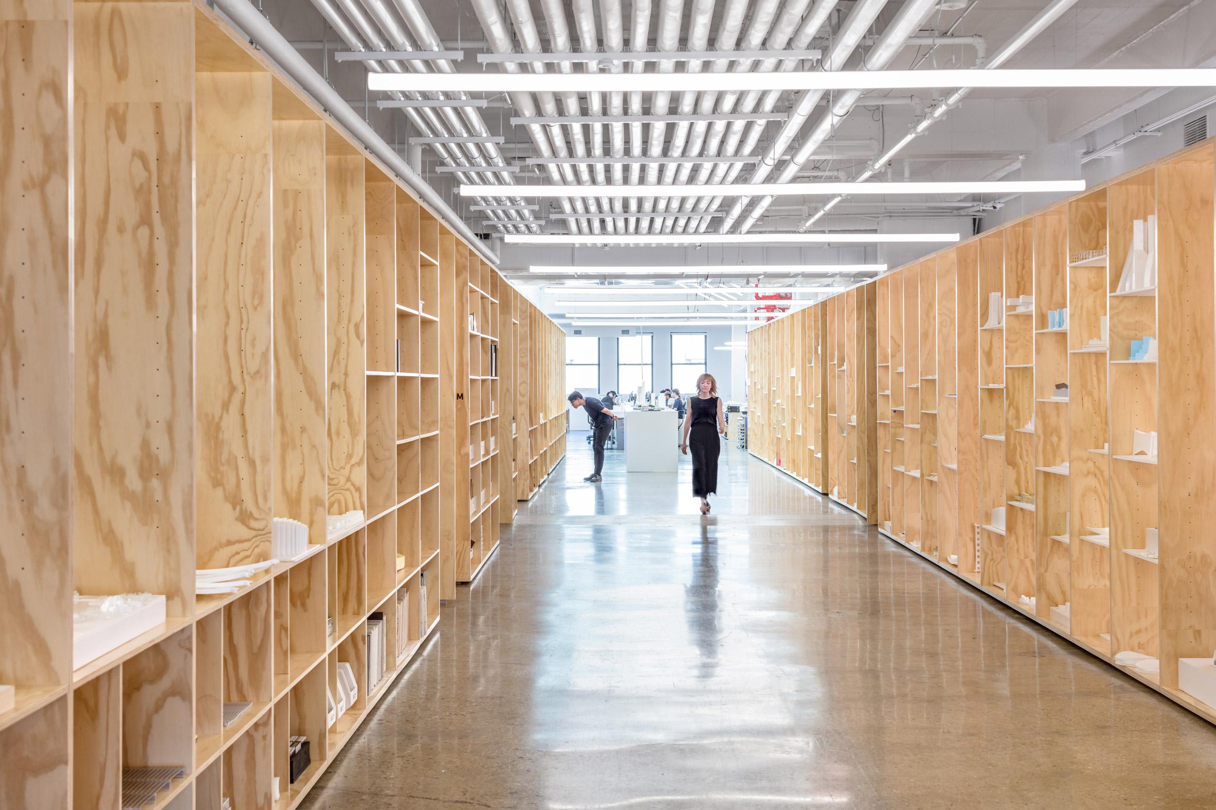 Thiết kế nội thất văn phòng 7
