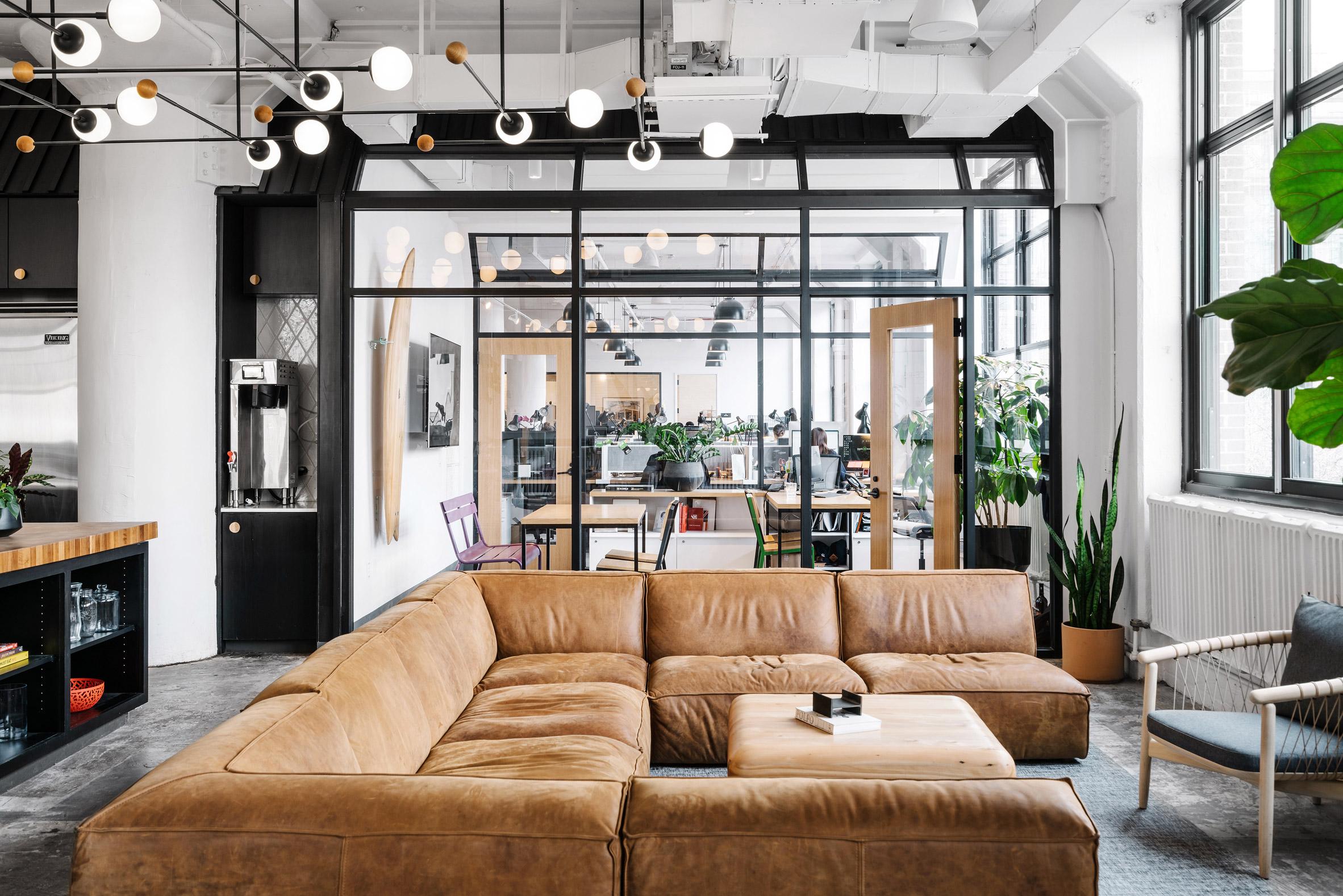 Thiết kế nội thất văn phòng cao cấp 3