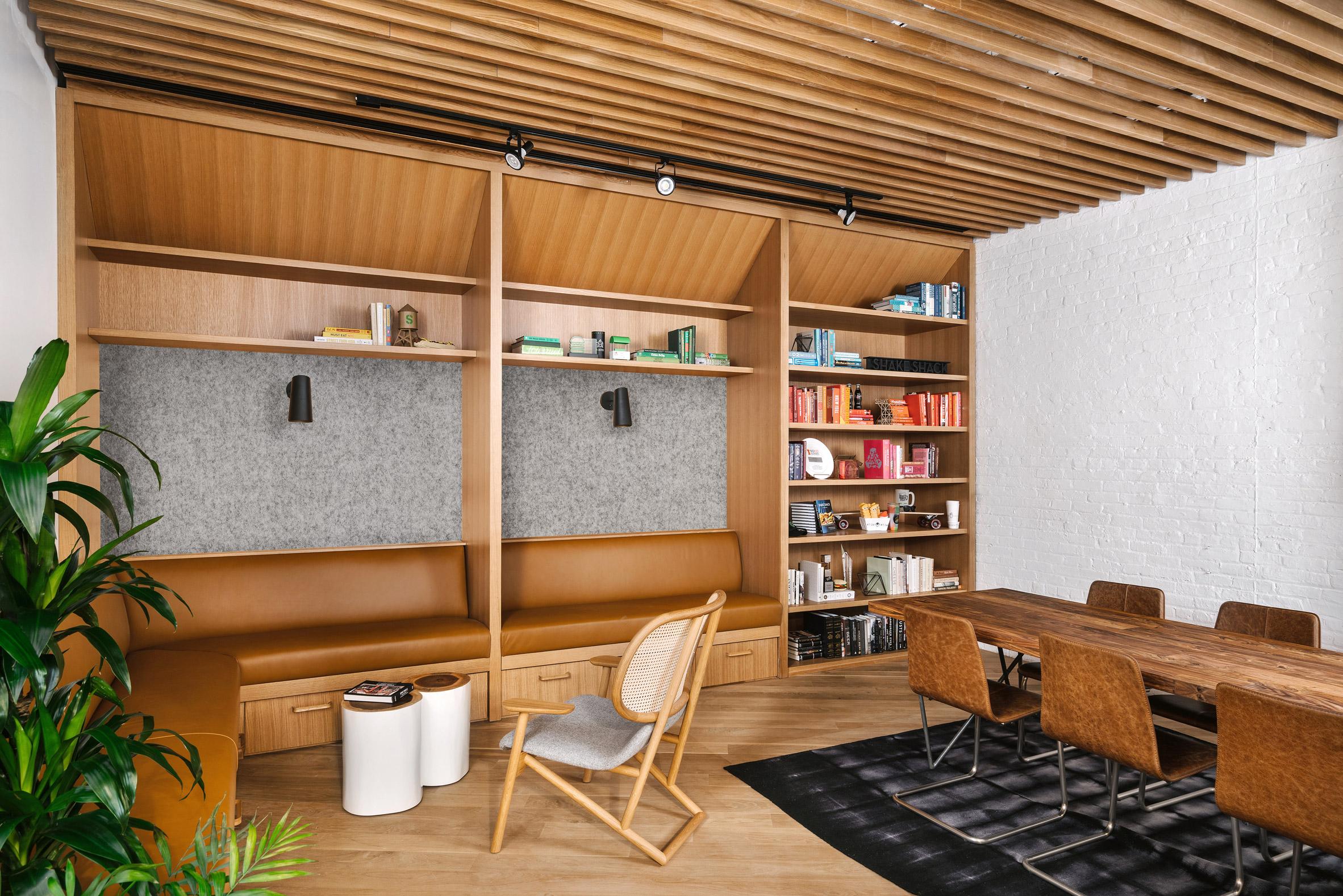 Thiết kế nội thất văn phòng cao cấp 5