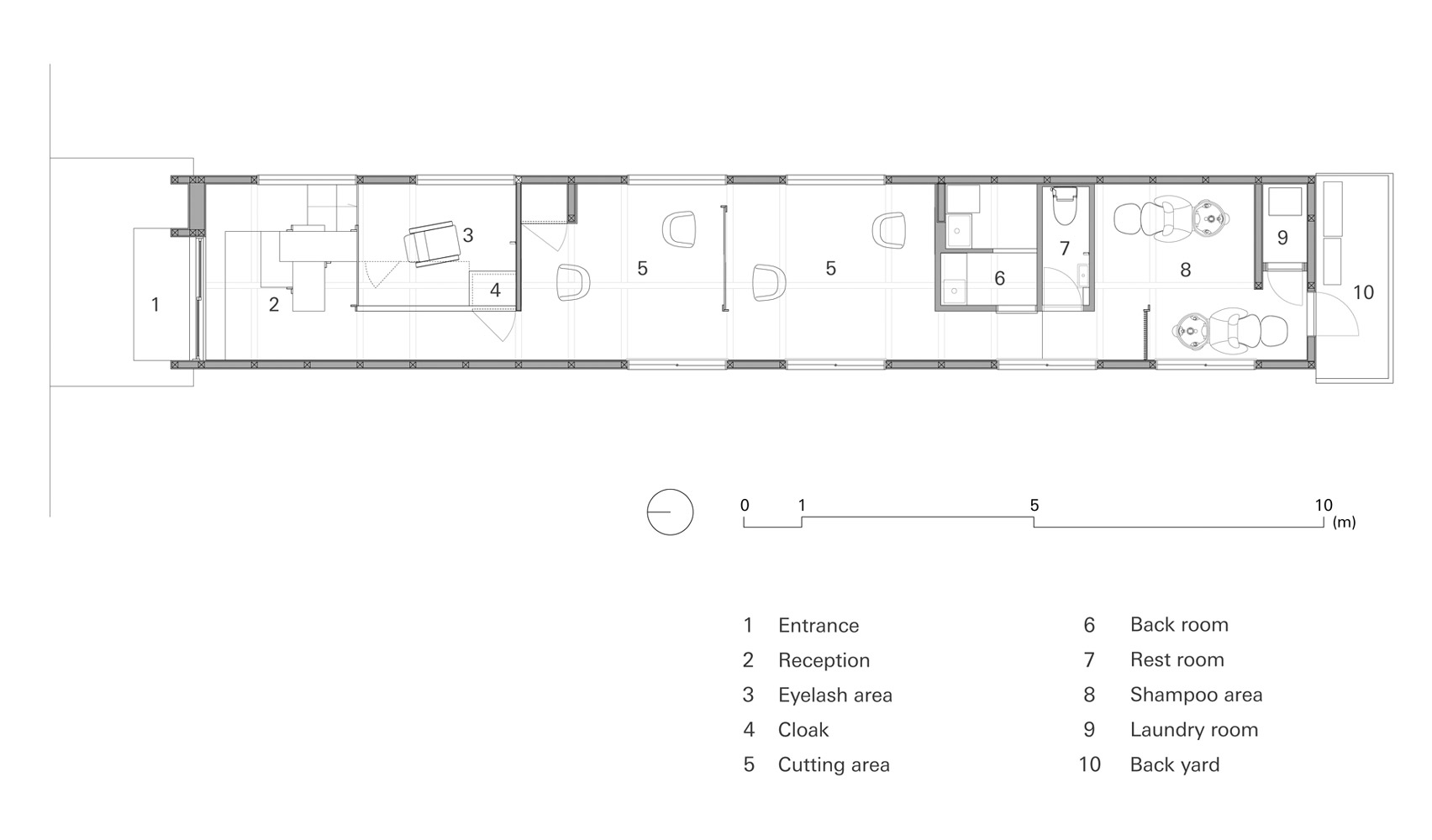 Thiết kế thẩm mỹ viện 10