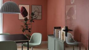 Thiết kế Văn Phòng Cao Cấp với không gian rộng và tông màu năng động
