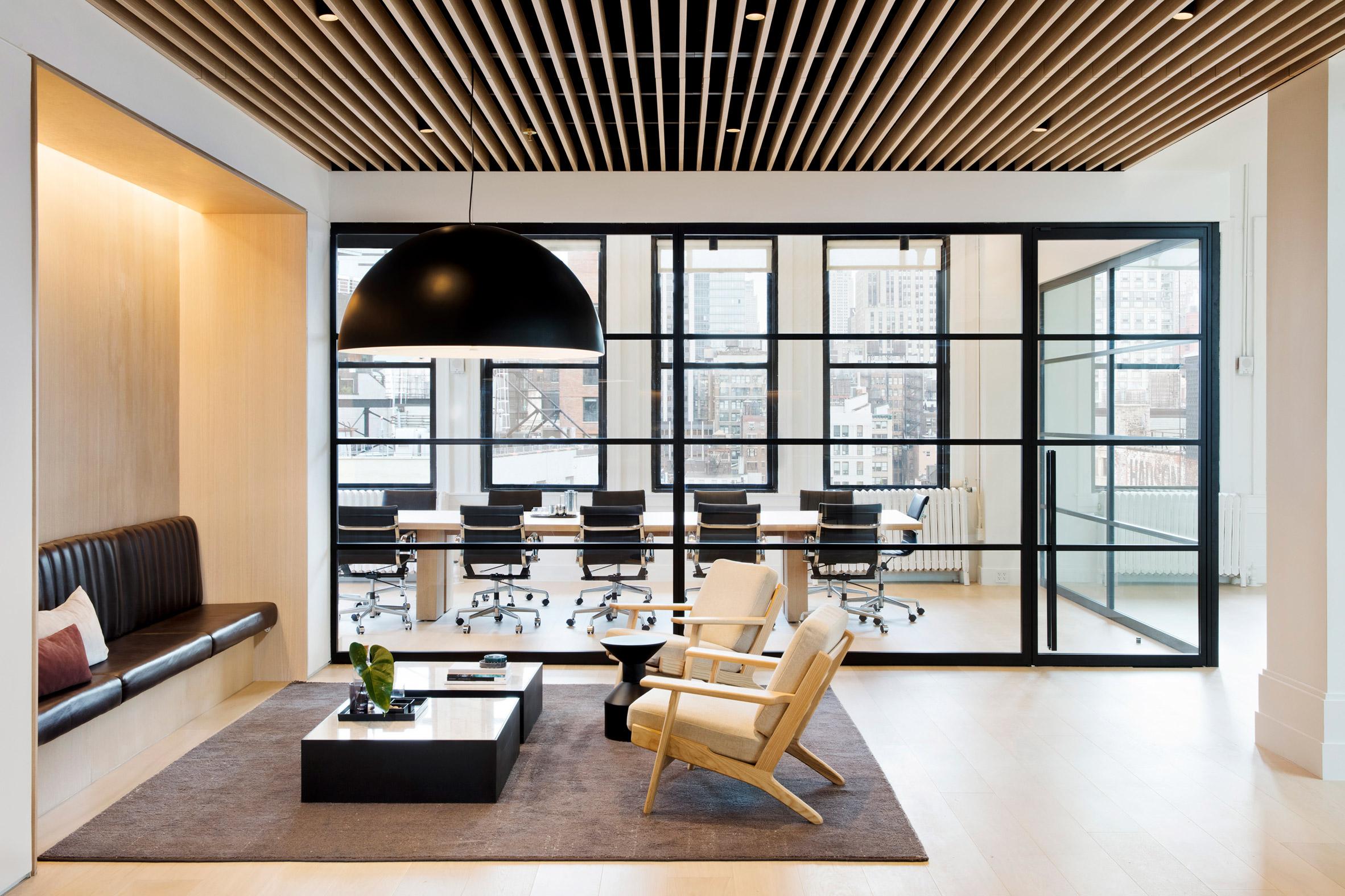 Thiết kế văn phòng hiện đại 2