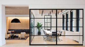 Ý tưởng Thiết Kế Văn Phòng Hiện Đại với nội thất đơn giản