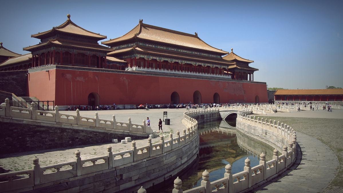 Tử Cấm Thành giữa lòng Bắc Kinh