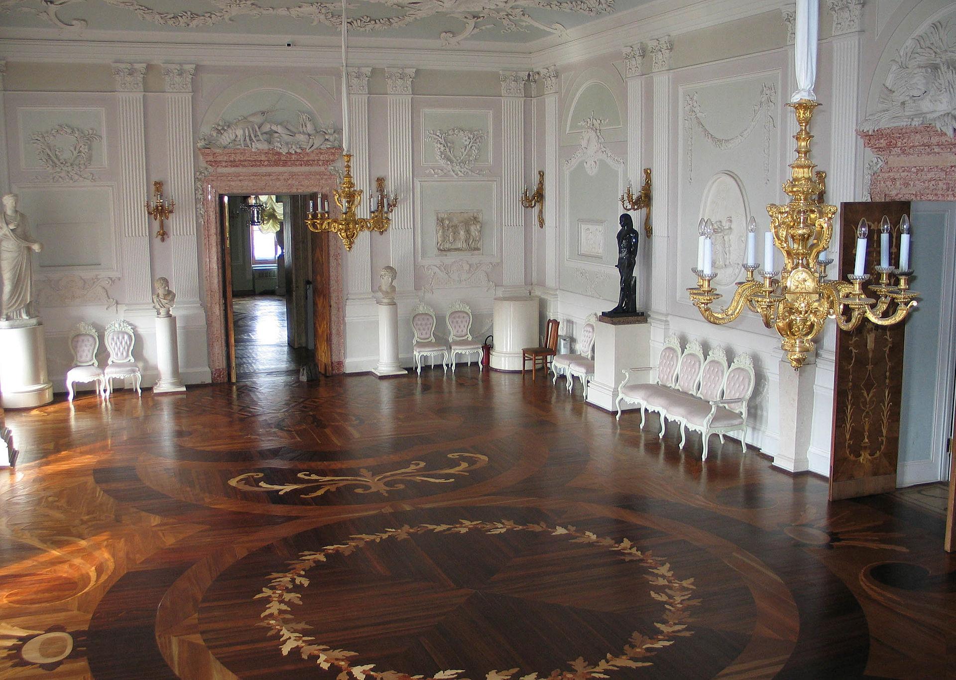 Kiến trúc tân cổ điển The Gatchina_palace