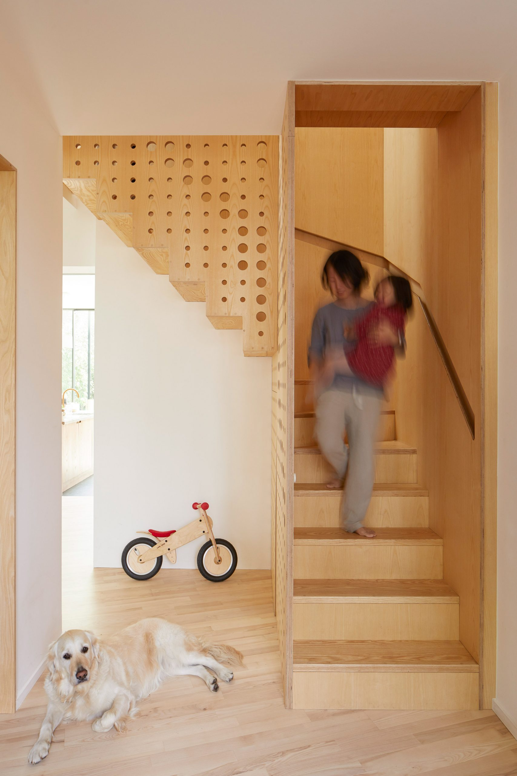 Cầu thang nhỏ