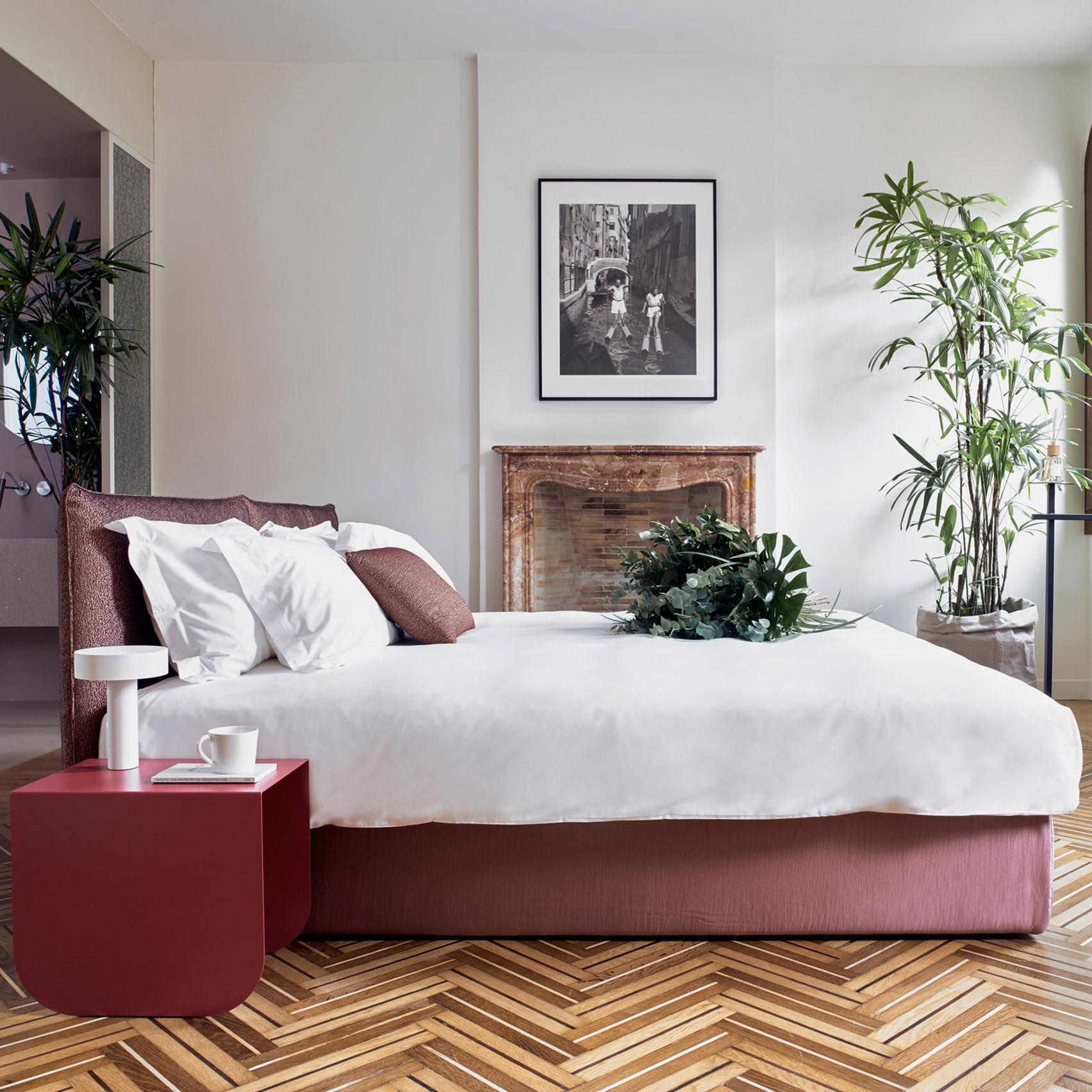 Mẫu phòng ngủ khách sạn 11