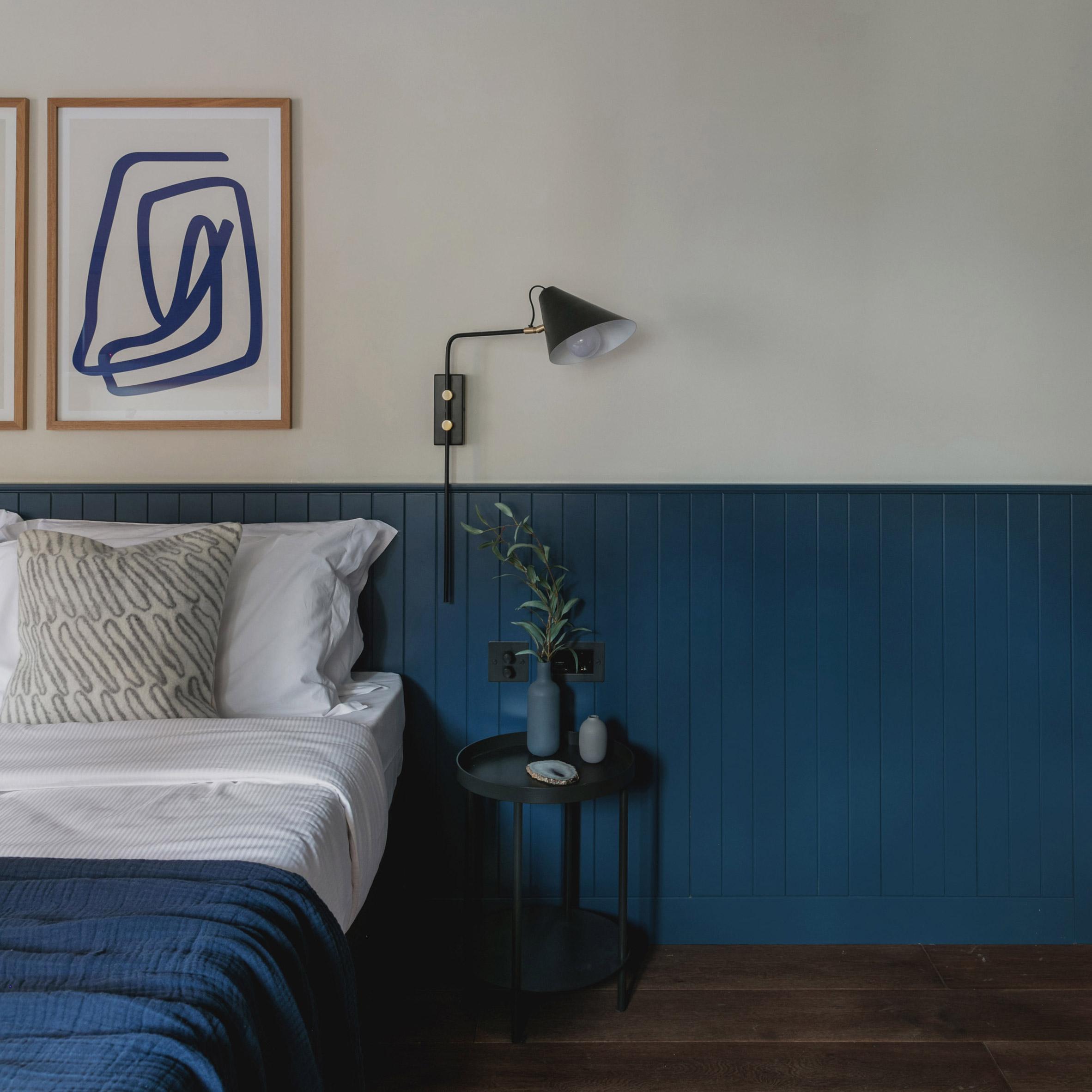 Mẫu phòng ngủ khách sạn 12