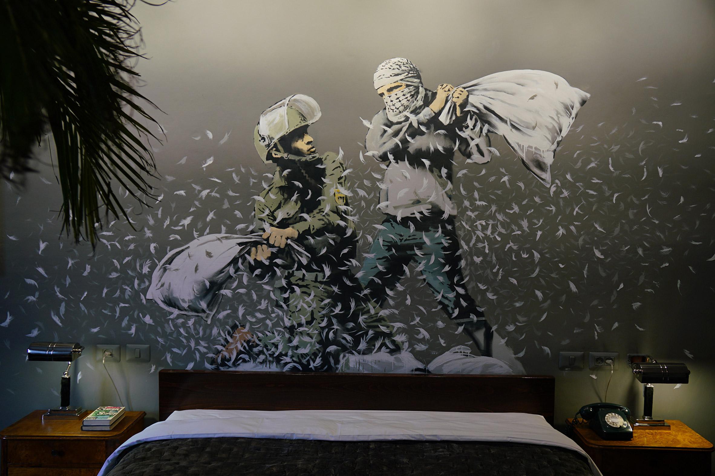 Mẫu phòng ngủ khách sạn 4