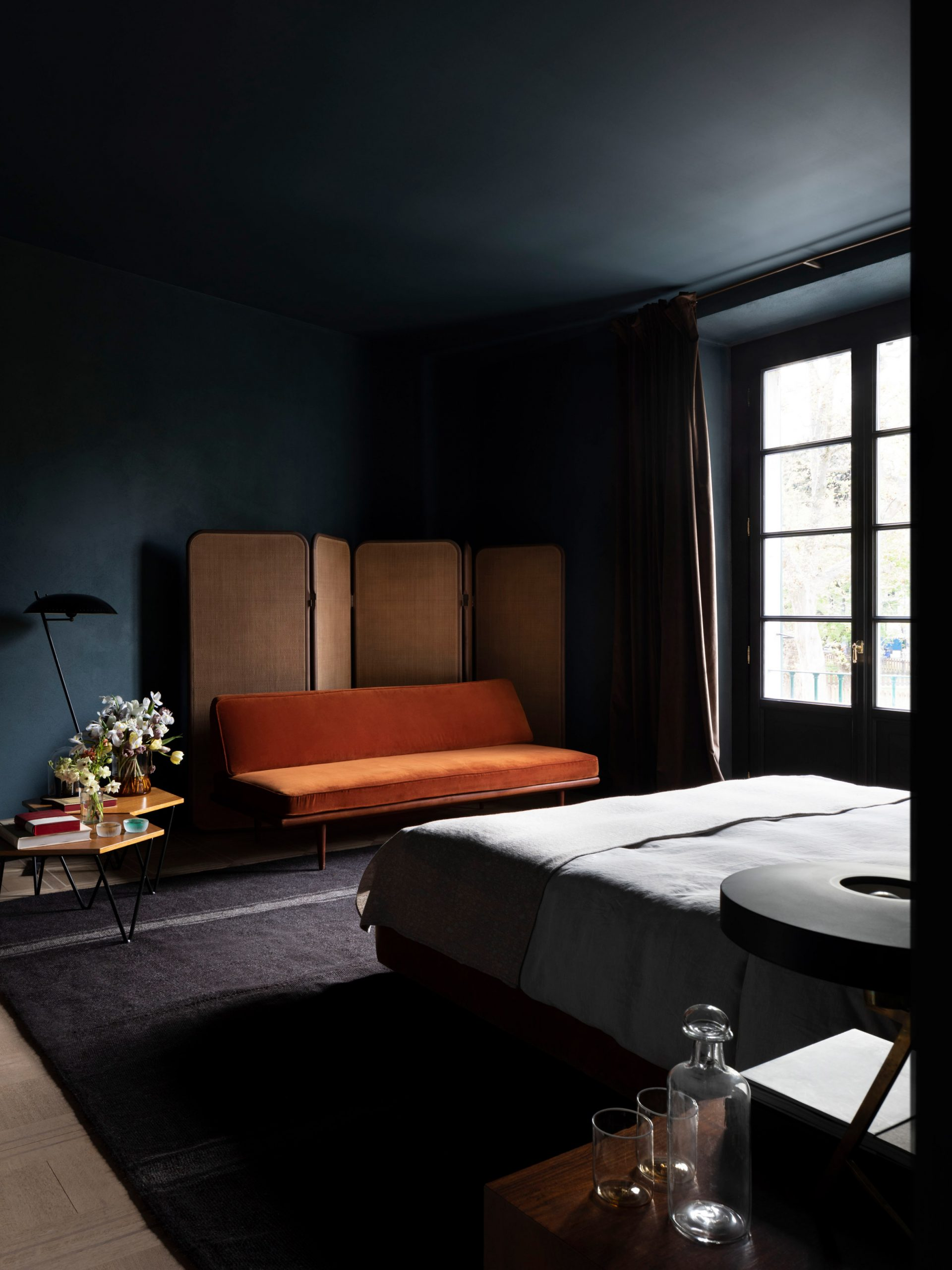 Mẫu phòng ngủ khách sạn 7