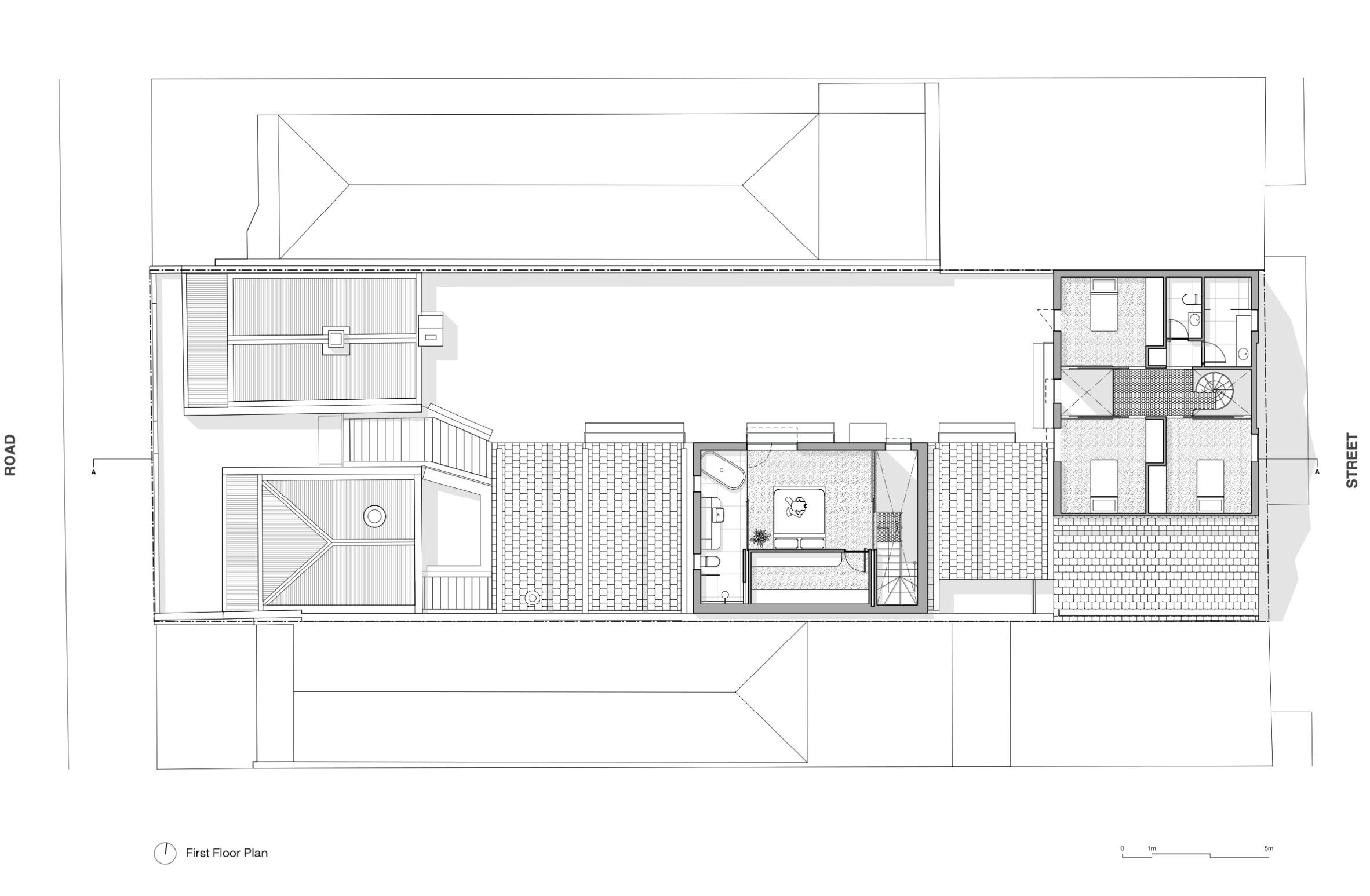 Mẫuthiết kế nội thất biệt thựsong lập 13