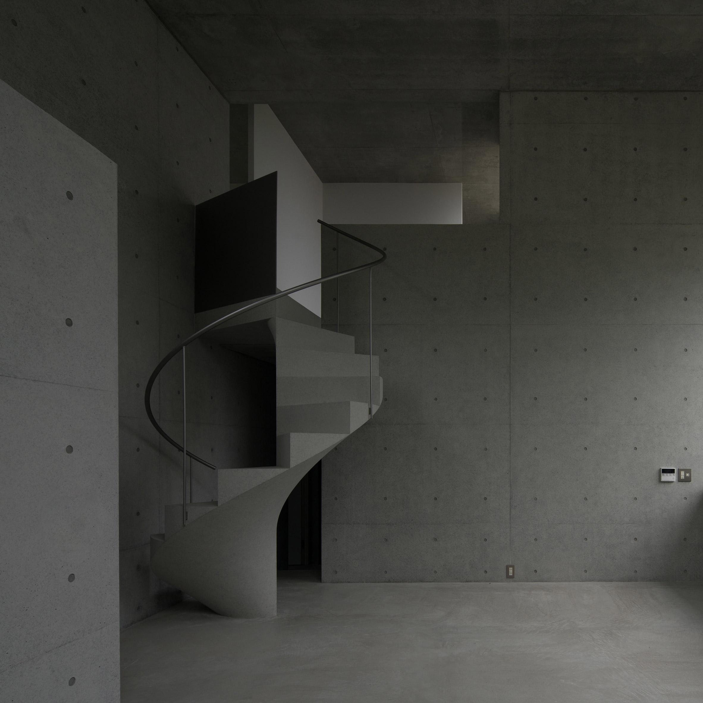 Ngôi nhà ở Ashiya, Nhật Bản, bởi Kazunori Fujimoto Architect & Associates