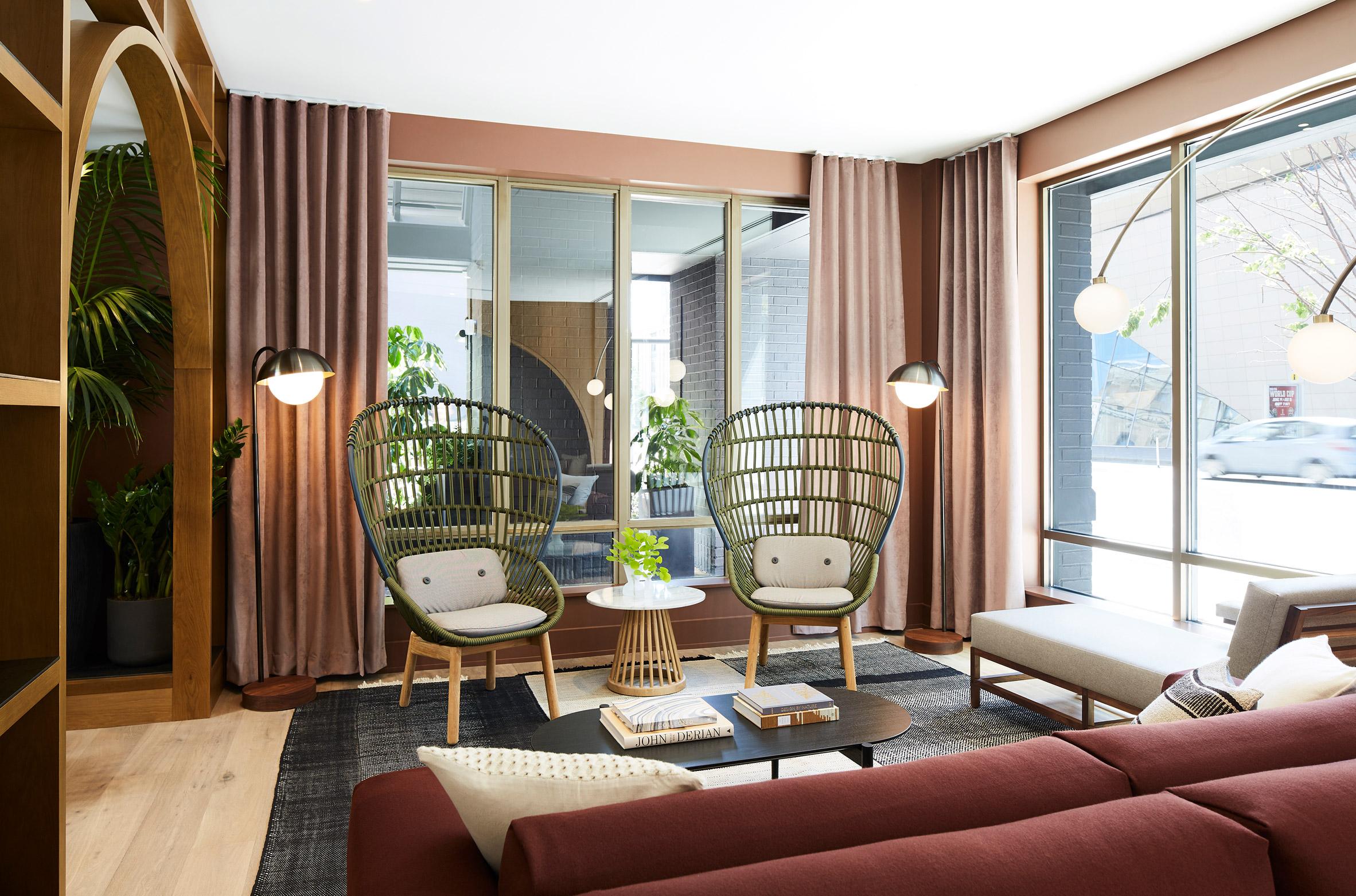 Nội thất khách sạn đẹp 11