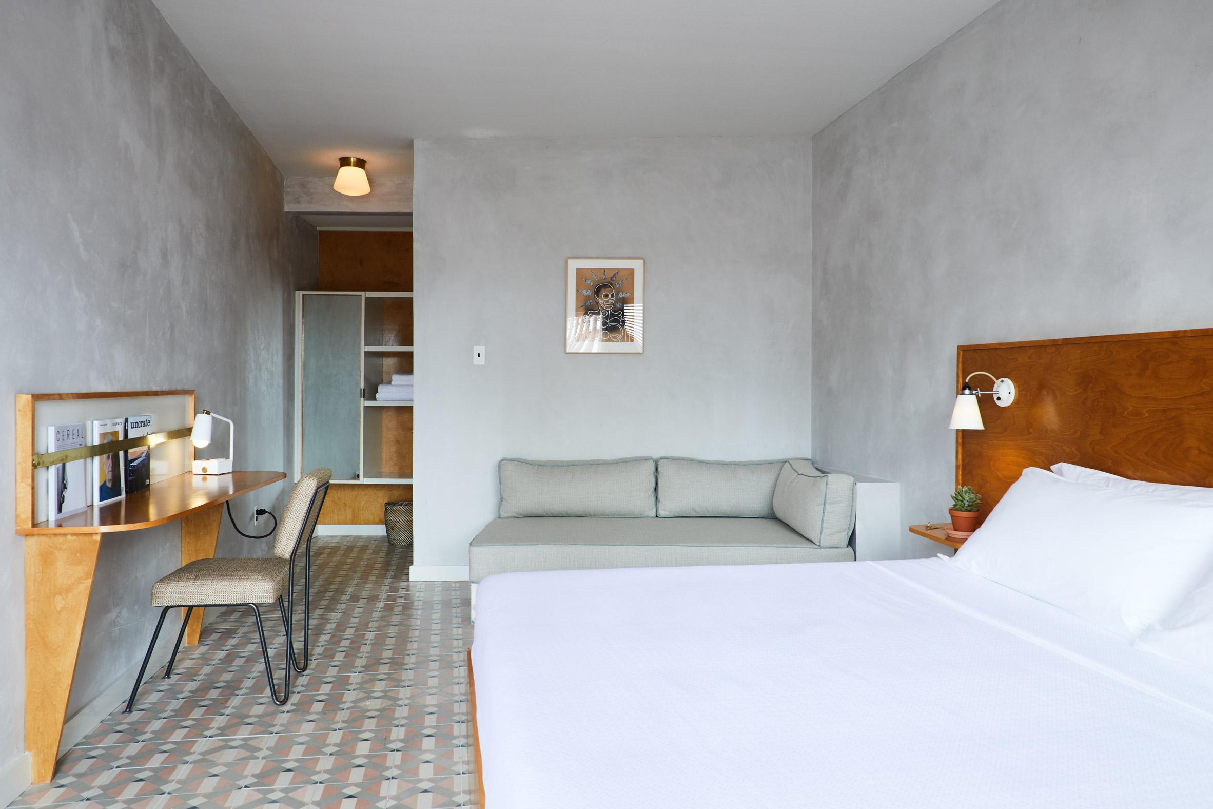 Nội thất khách sạn mini 13