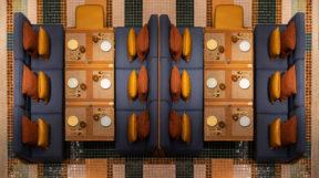 Tham khảo những mẫu nội thất nhà hàngăn uống cực kỳ bắt mắt