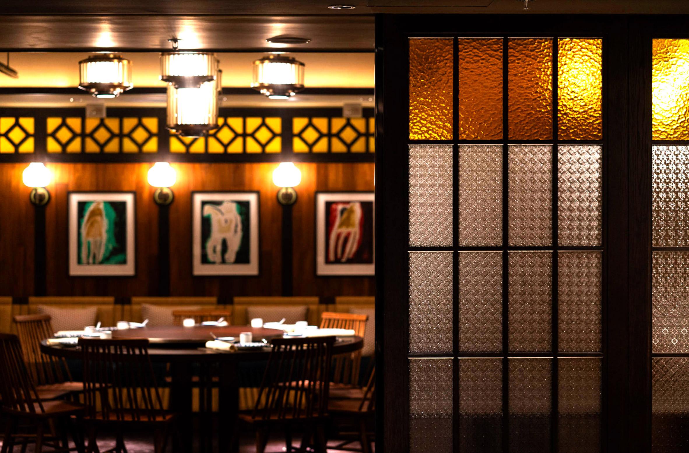 Nội thất nhà hàngăn uống 12