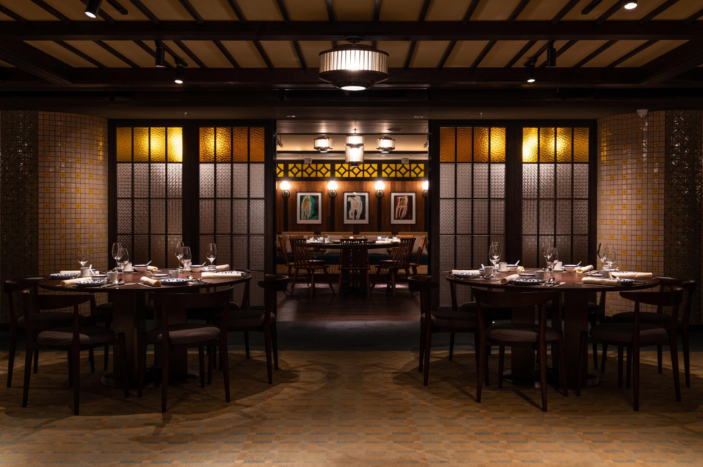 Nội thất nhà hàngăn uống 2