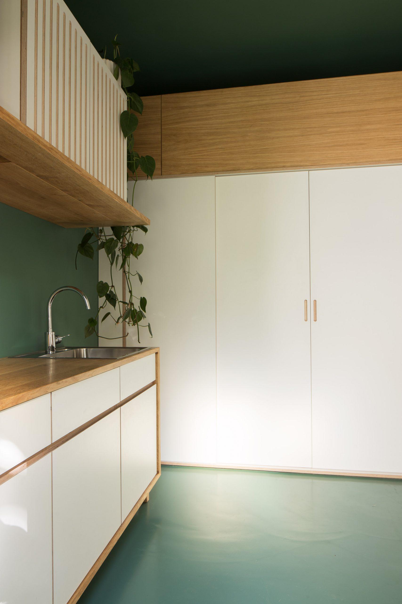 Thiết kế cầu thang cho nhà nhỏ 16