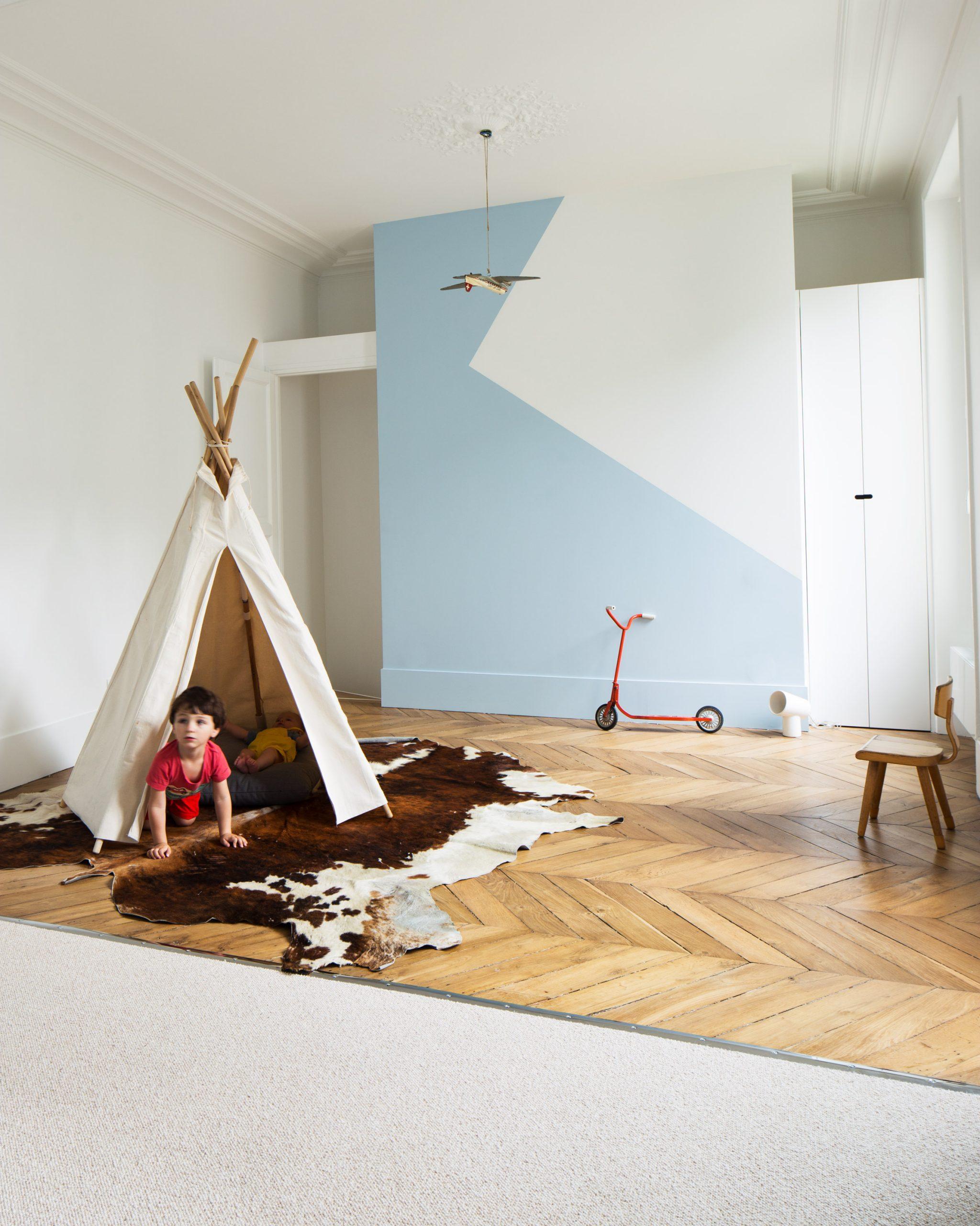 Thiết kế cầu thang cho nhà nhỏ 7