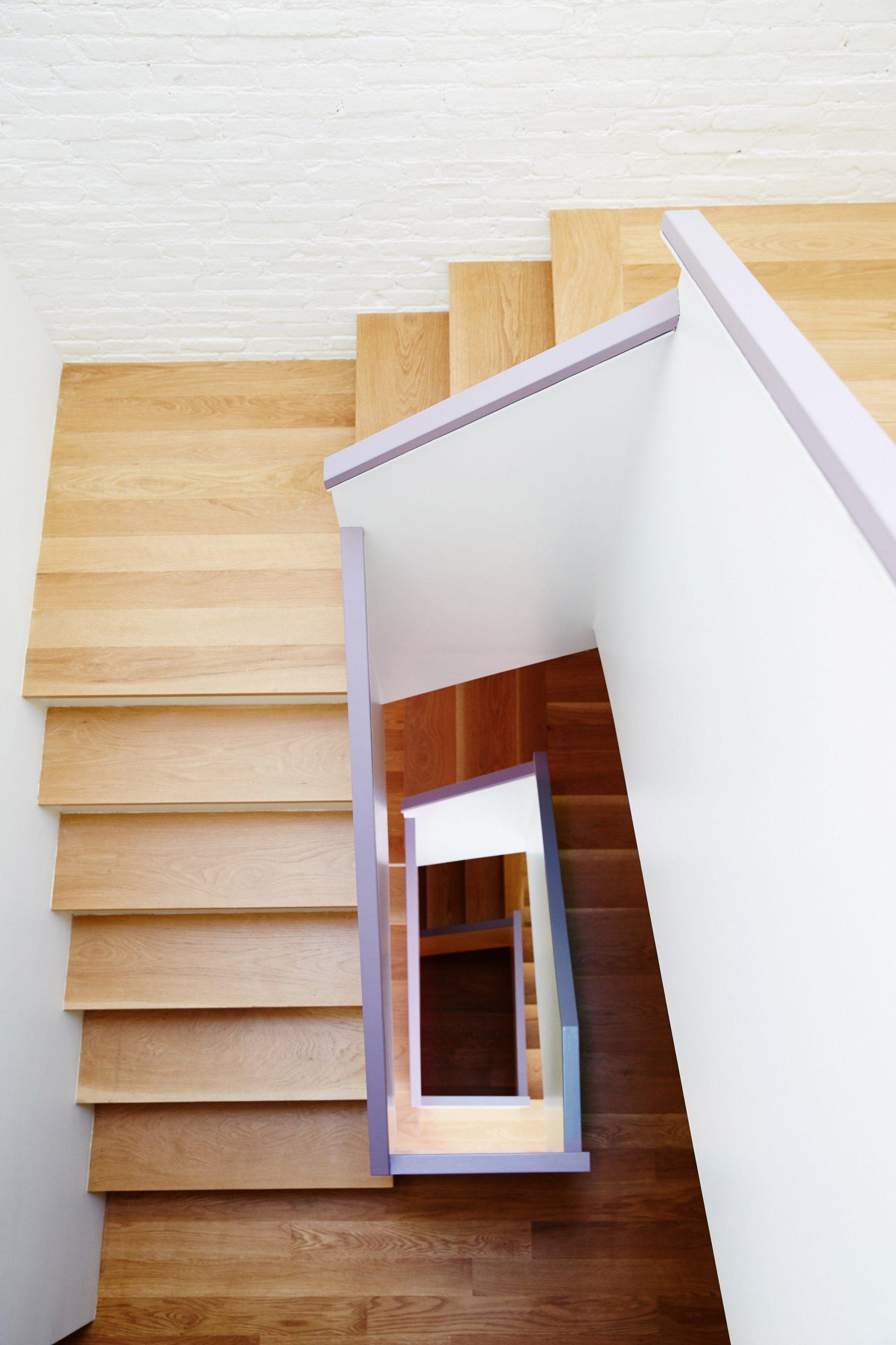 Thiết kế cầu thang nhà ống 3