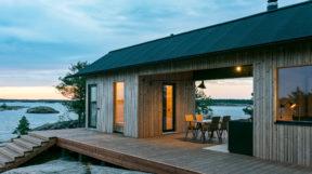 Chiêm ngưỡng mẫu thiết kế cảnh quanđẹp như mơ trên một hòn đảo