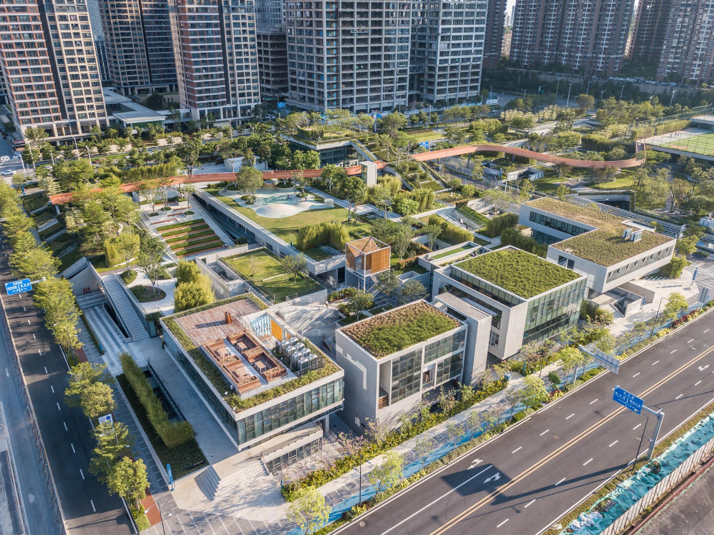 Thiết kế cảnh quancông viên cây xanh 1