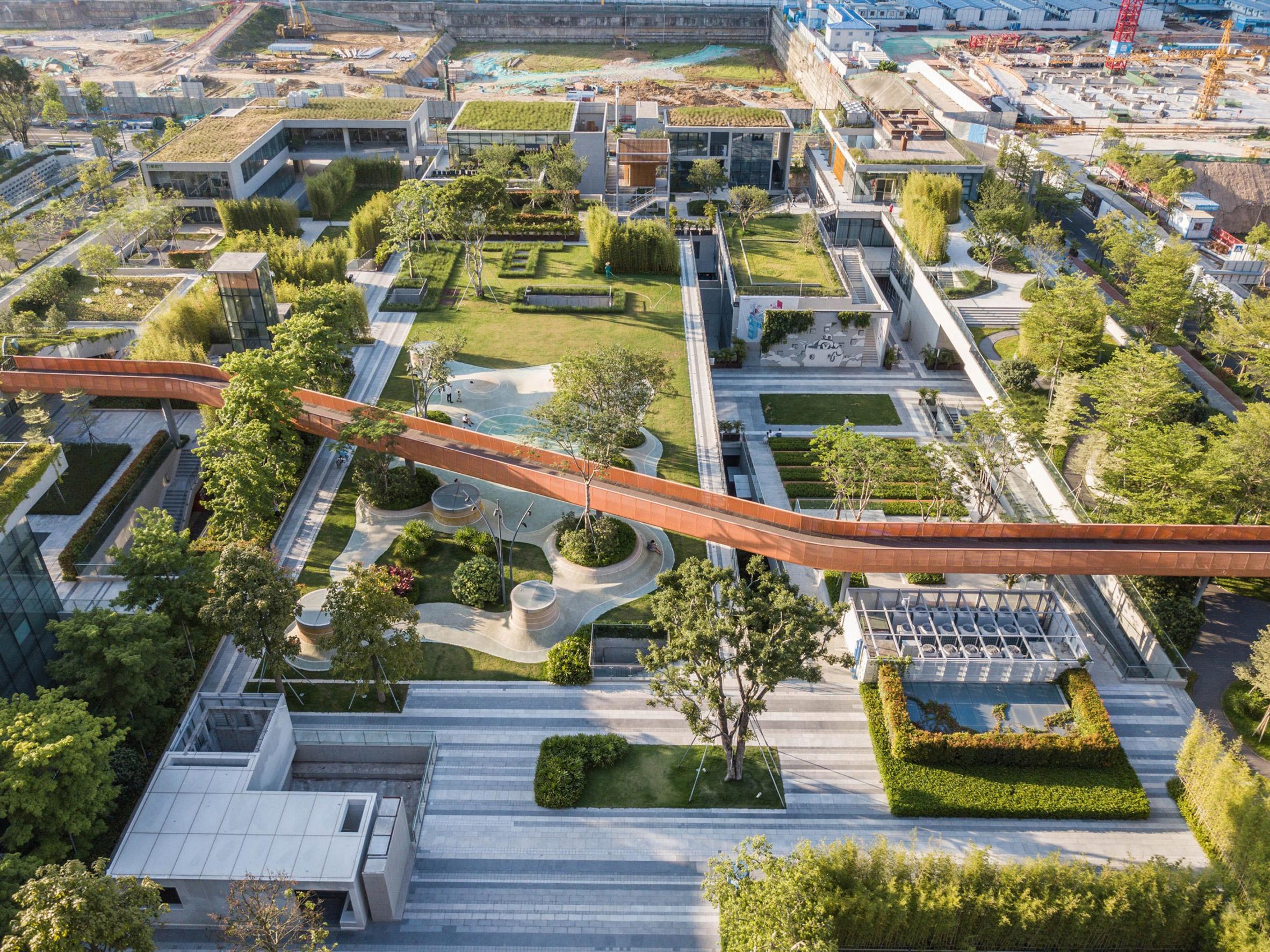 Thiết kế cảnh quancông viên cây xanh 2