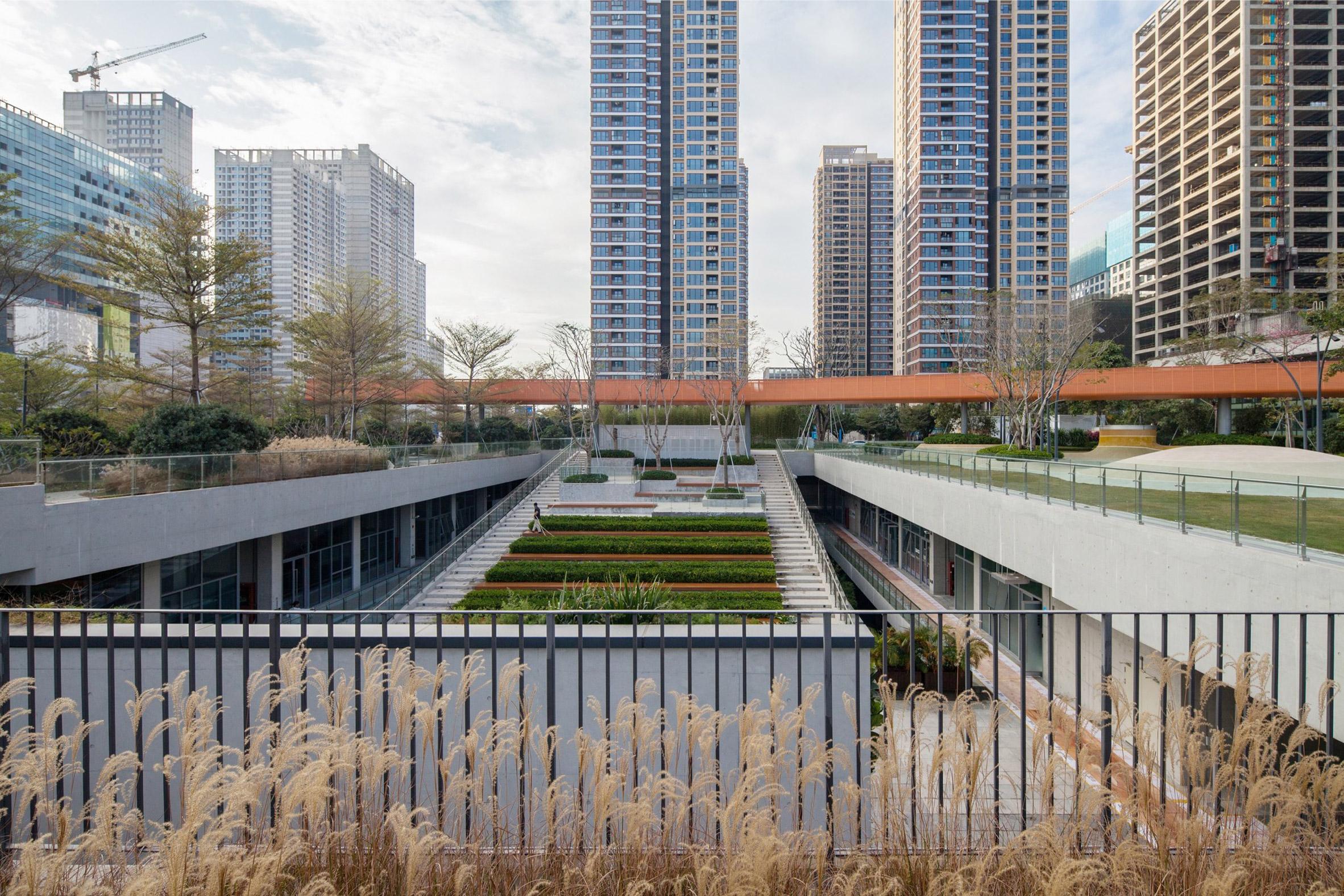 Thiết kế cảnh quancông viên cây xanh 4