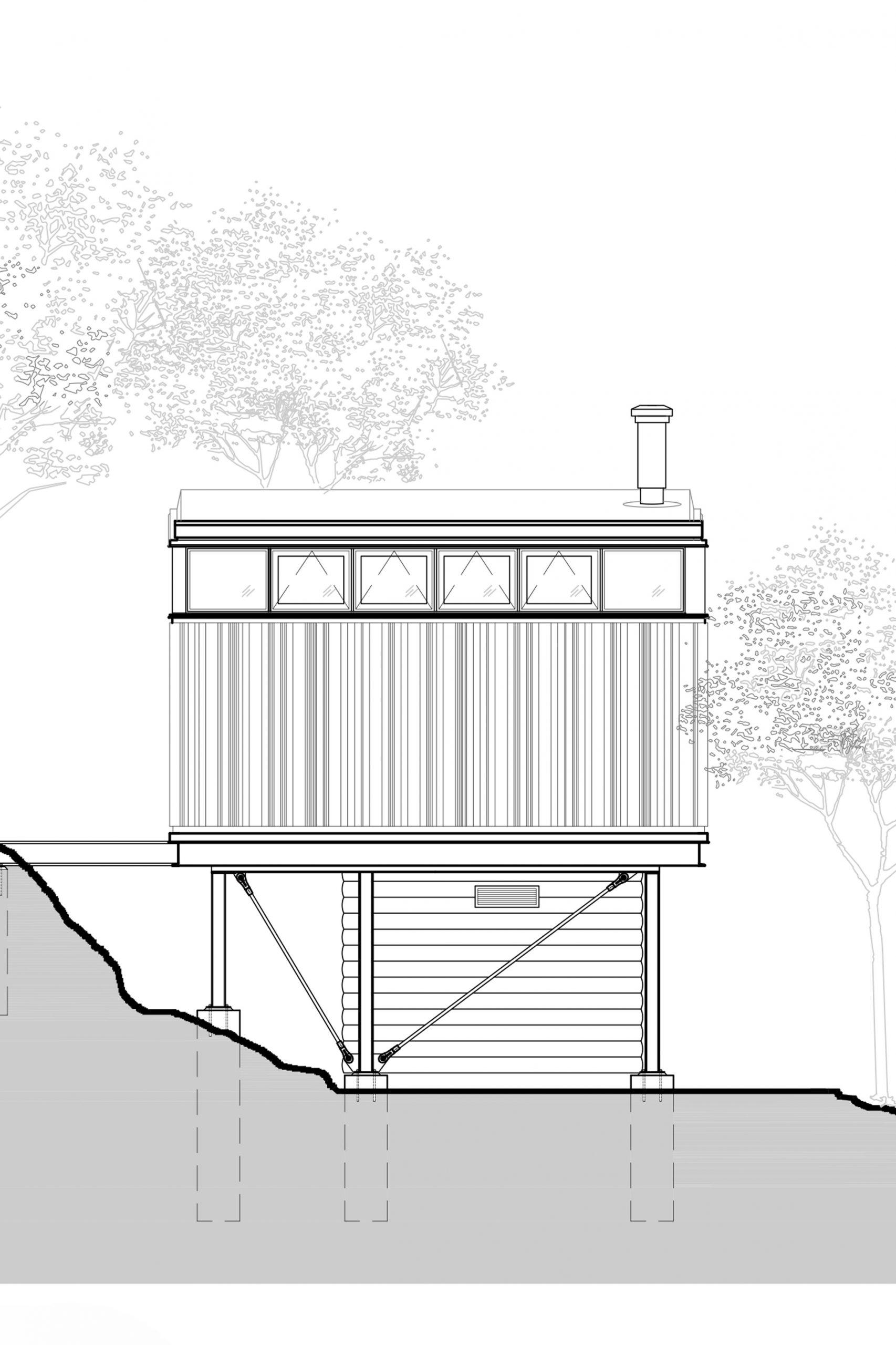 Thiết kế cảnh quankhu resort 9
