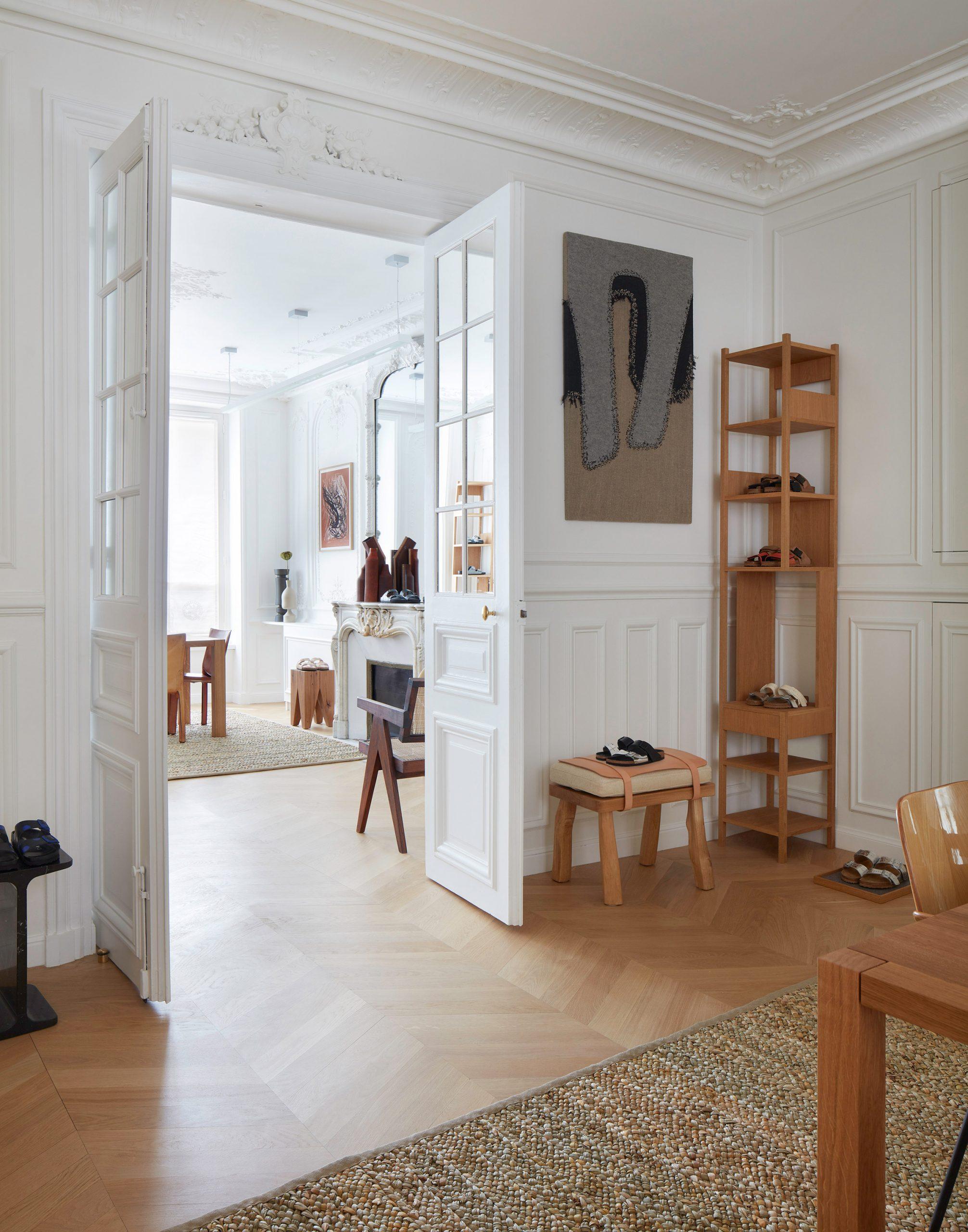Thiết kế nội thất biệt thựcổ điển 2