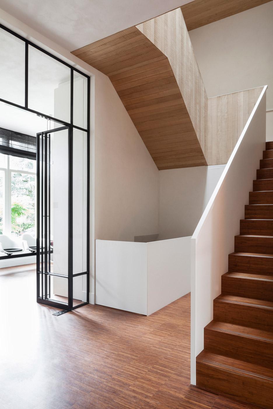 Thiết kế nội thất biệt thựliền kề 7