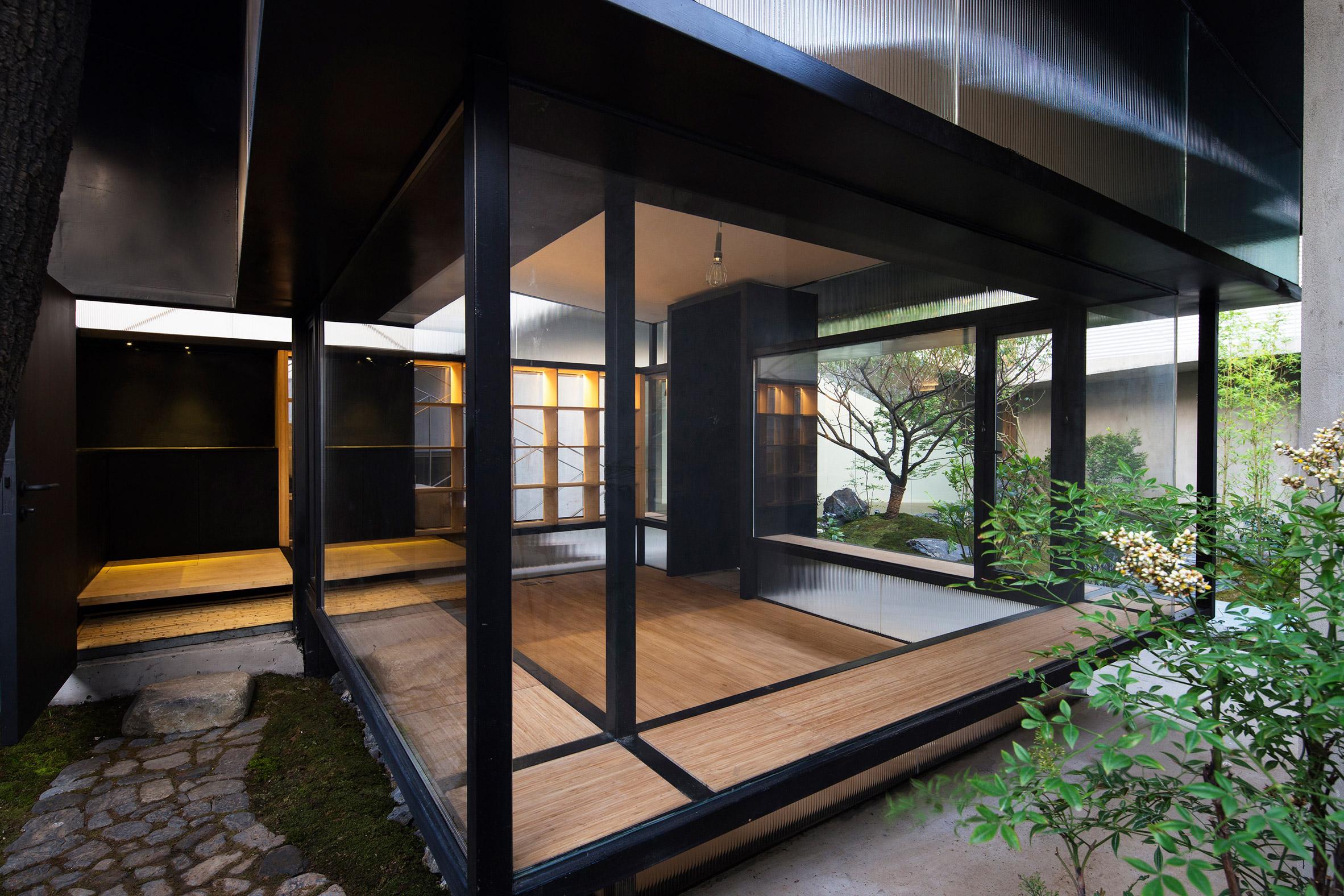 Thiết kế nội thất biệt thựnghỉ dưỡng 4